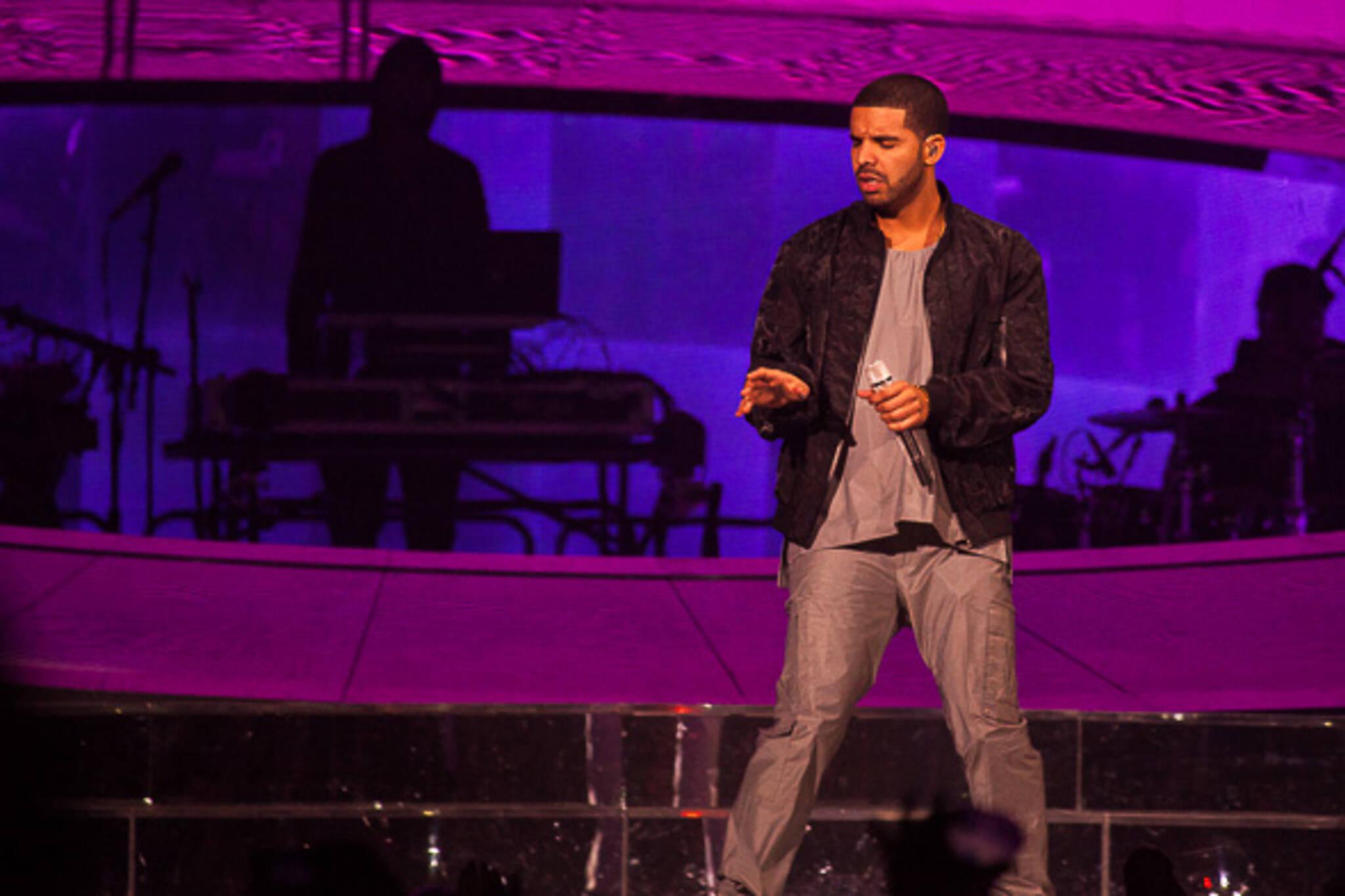 Drake ACC 2013