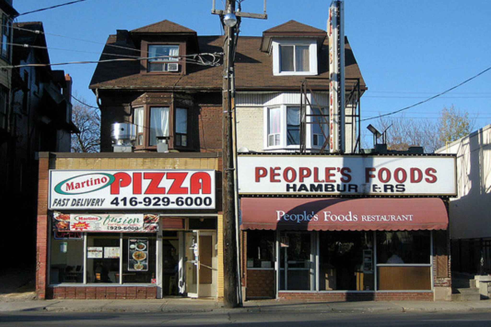 People's Foods closued