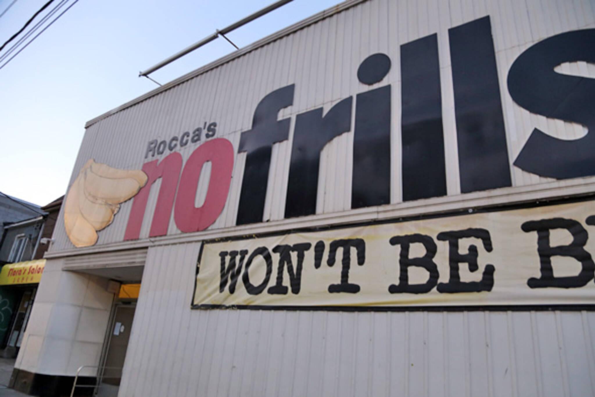 no frills coxwell