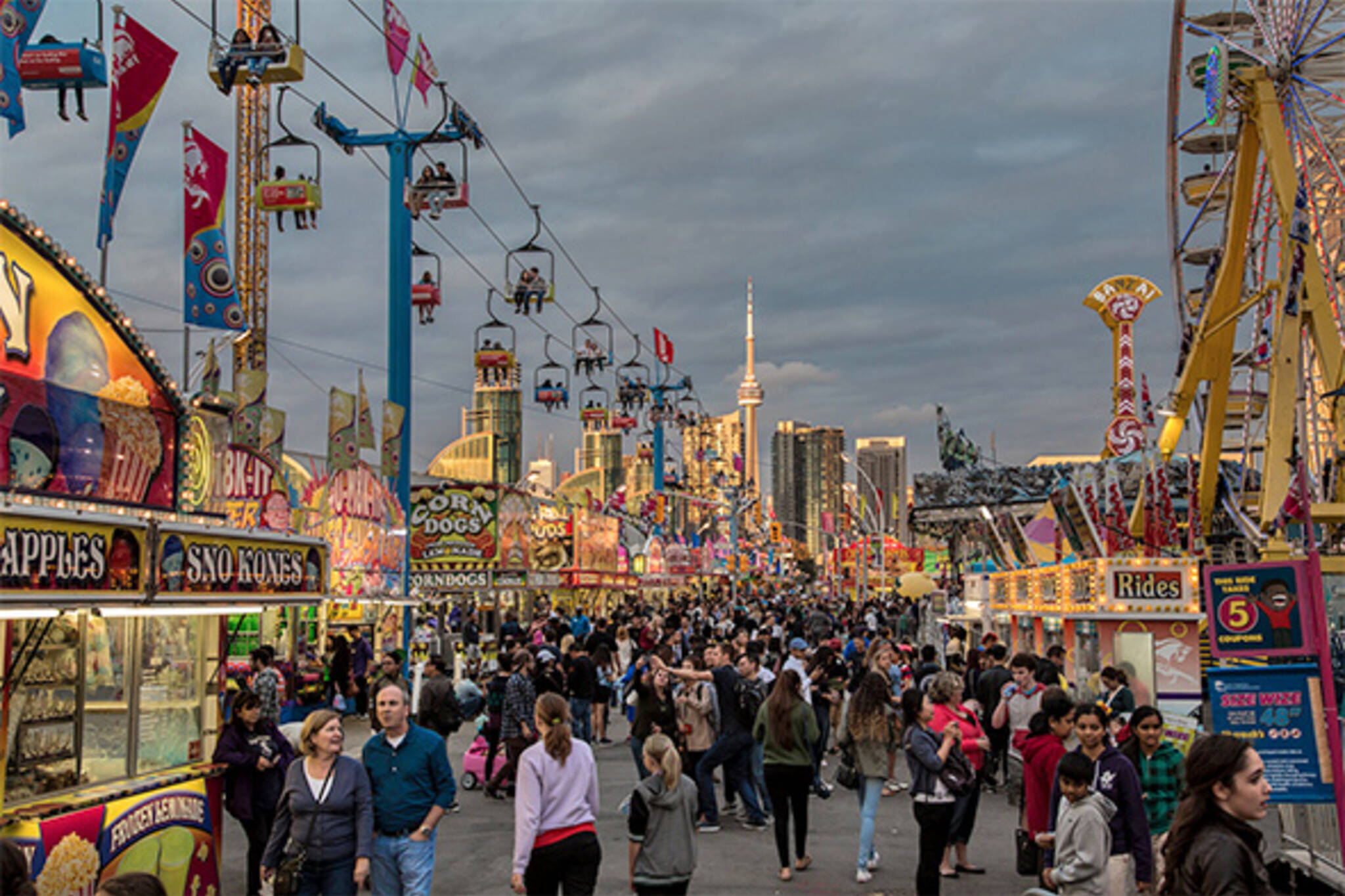 labour day events toronto