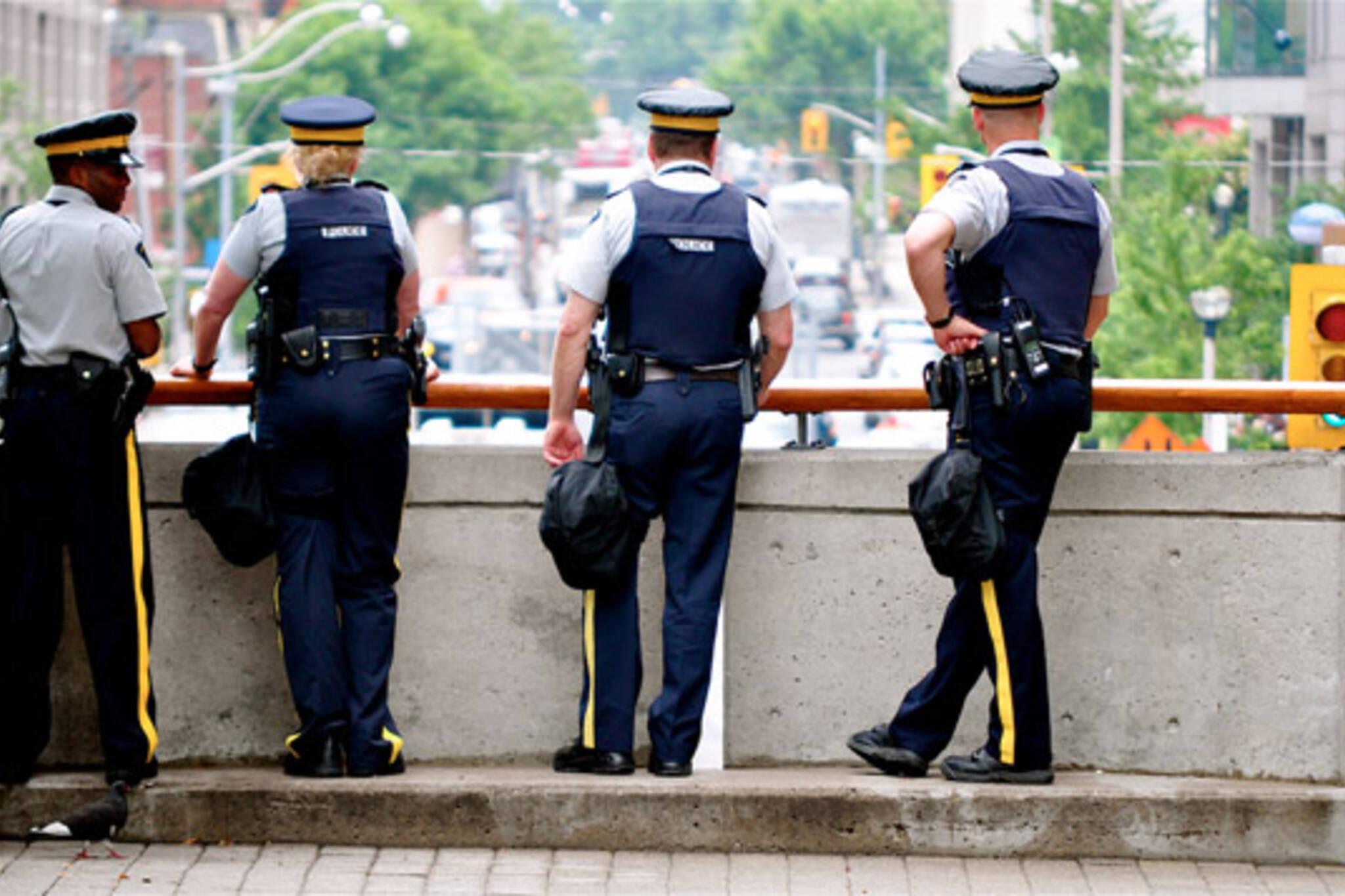 police g20 toronto