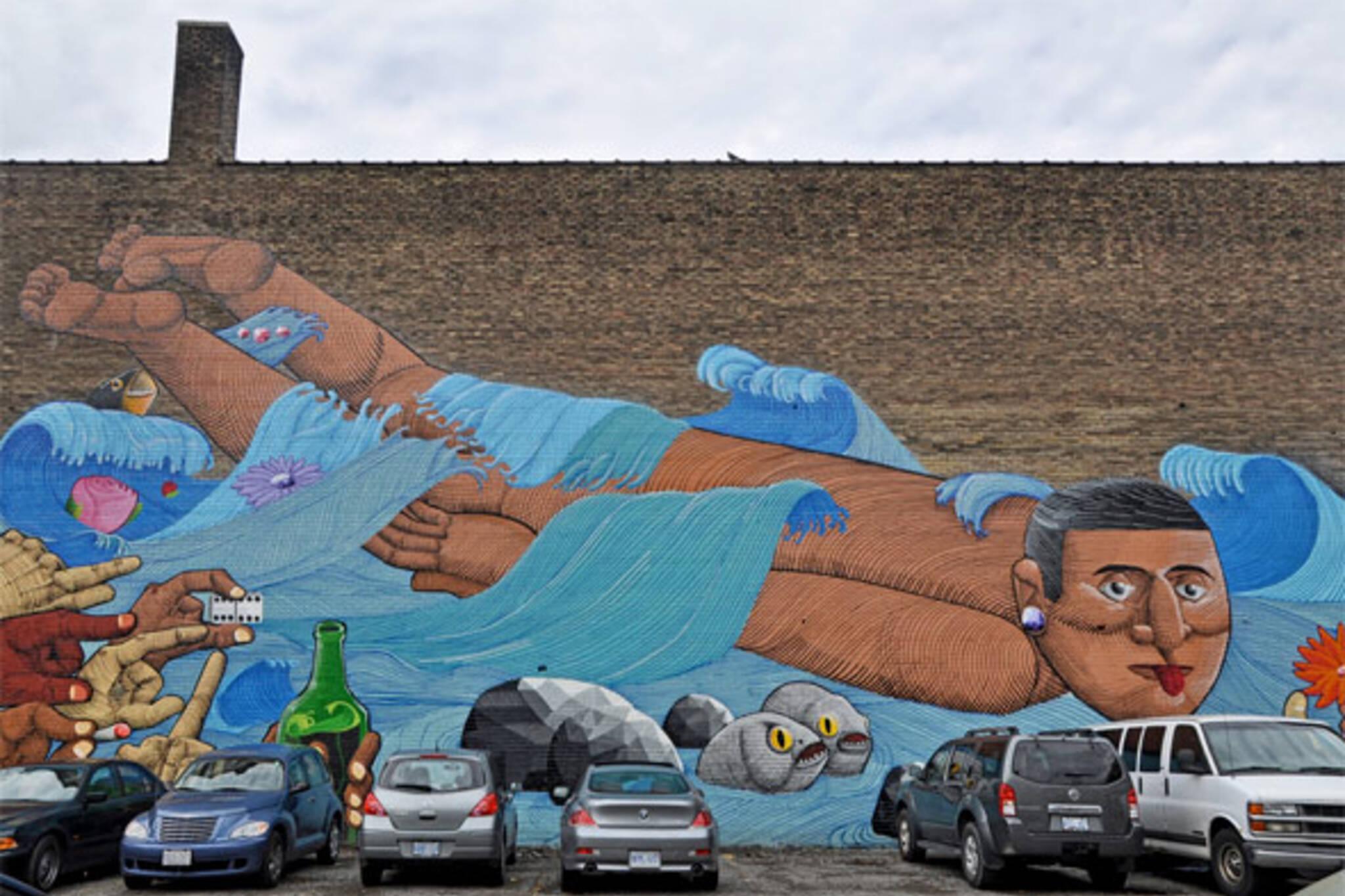 mural toronto