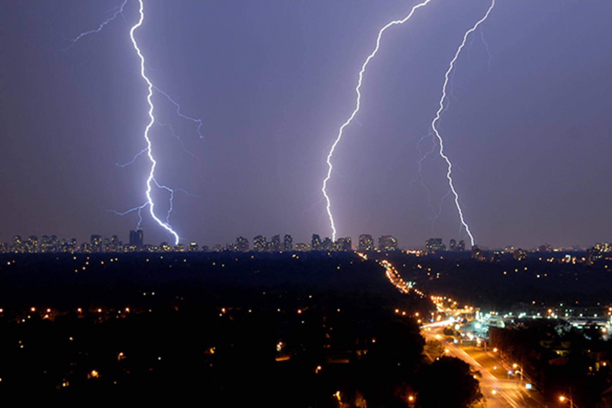 lightning toronto