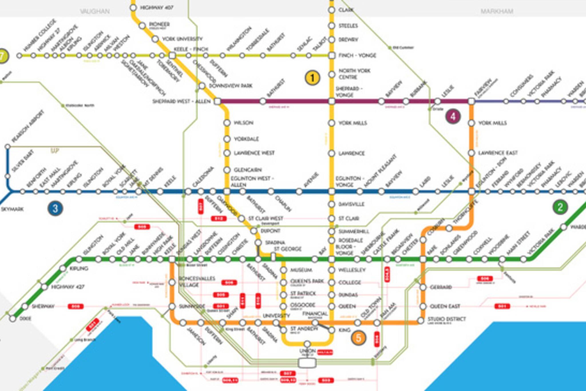 TTC fantasy map