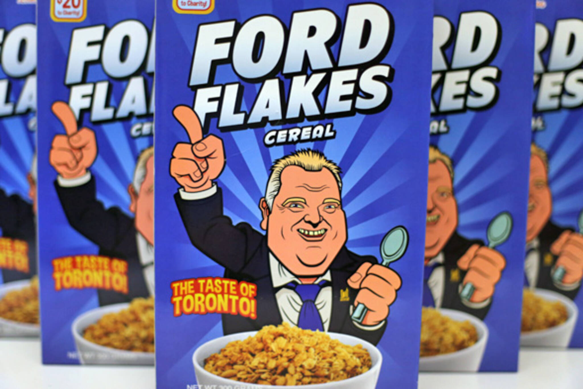 ford flakes