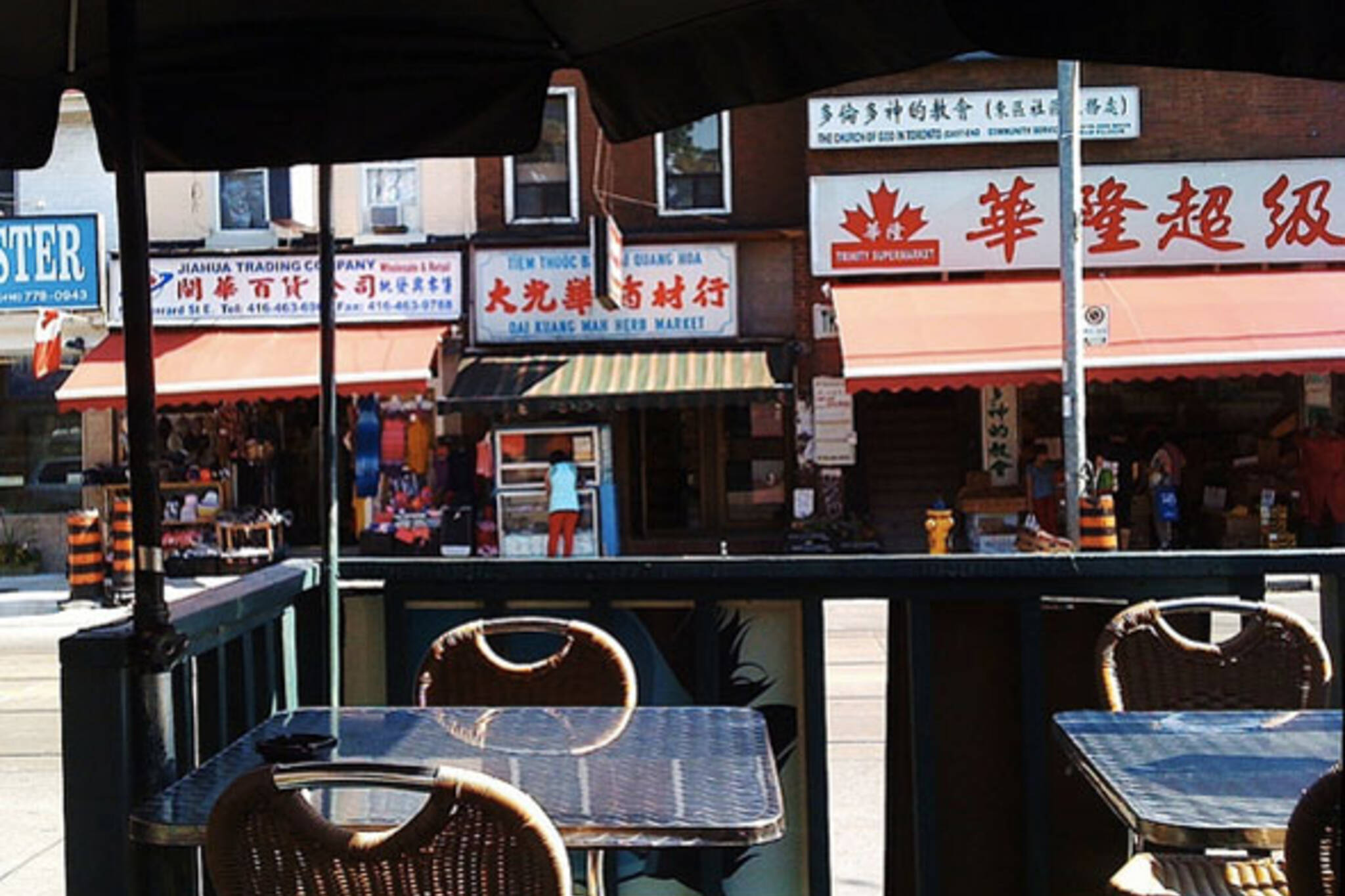 toronto chinatown