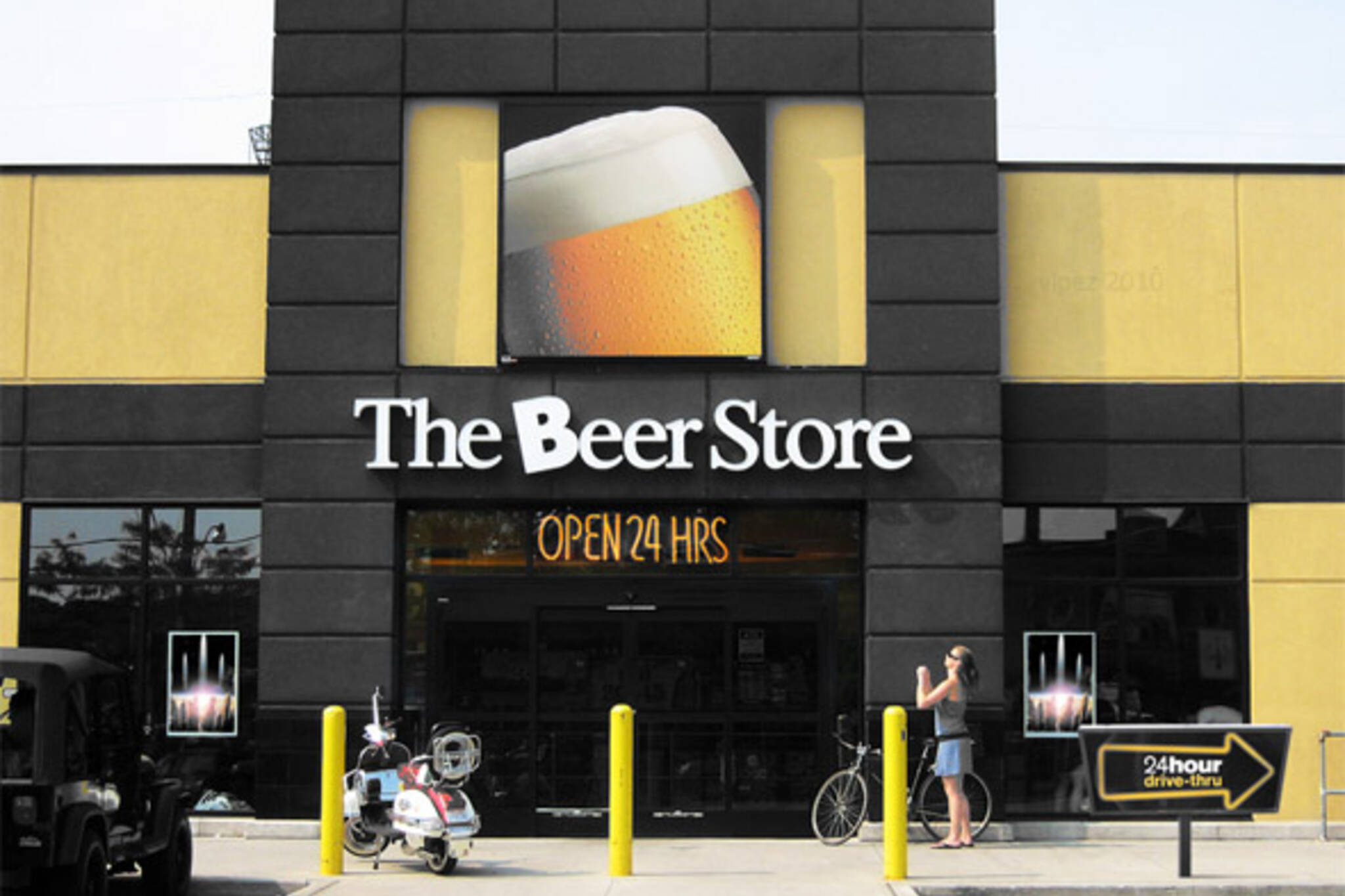 24h beer store toronto