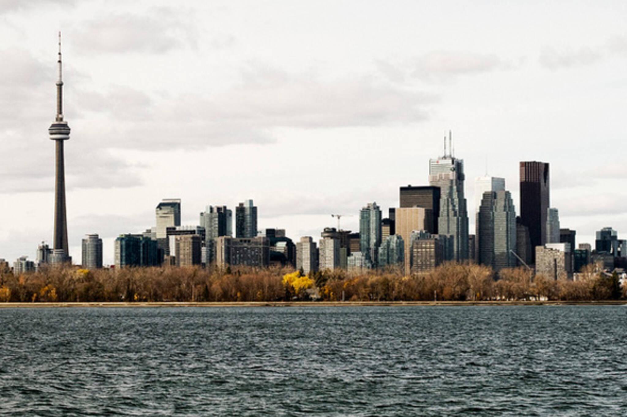 Toronto fourth livable city