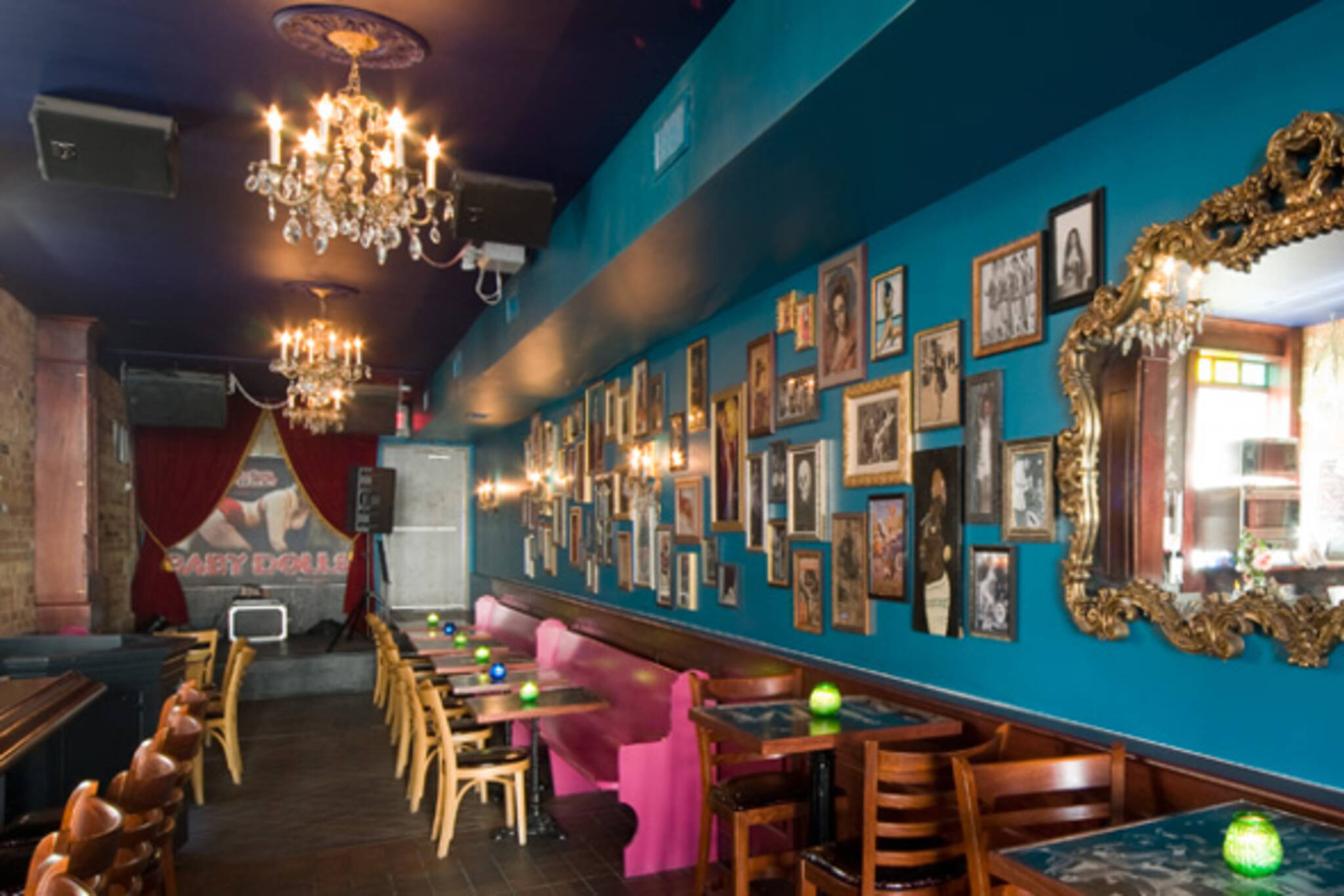 the painted lady toronto