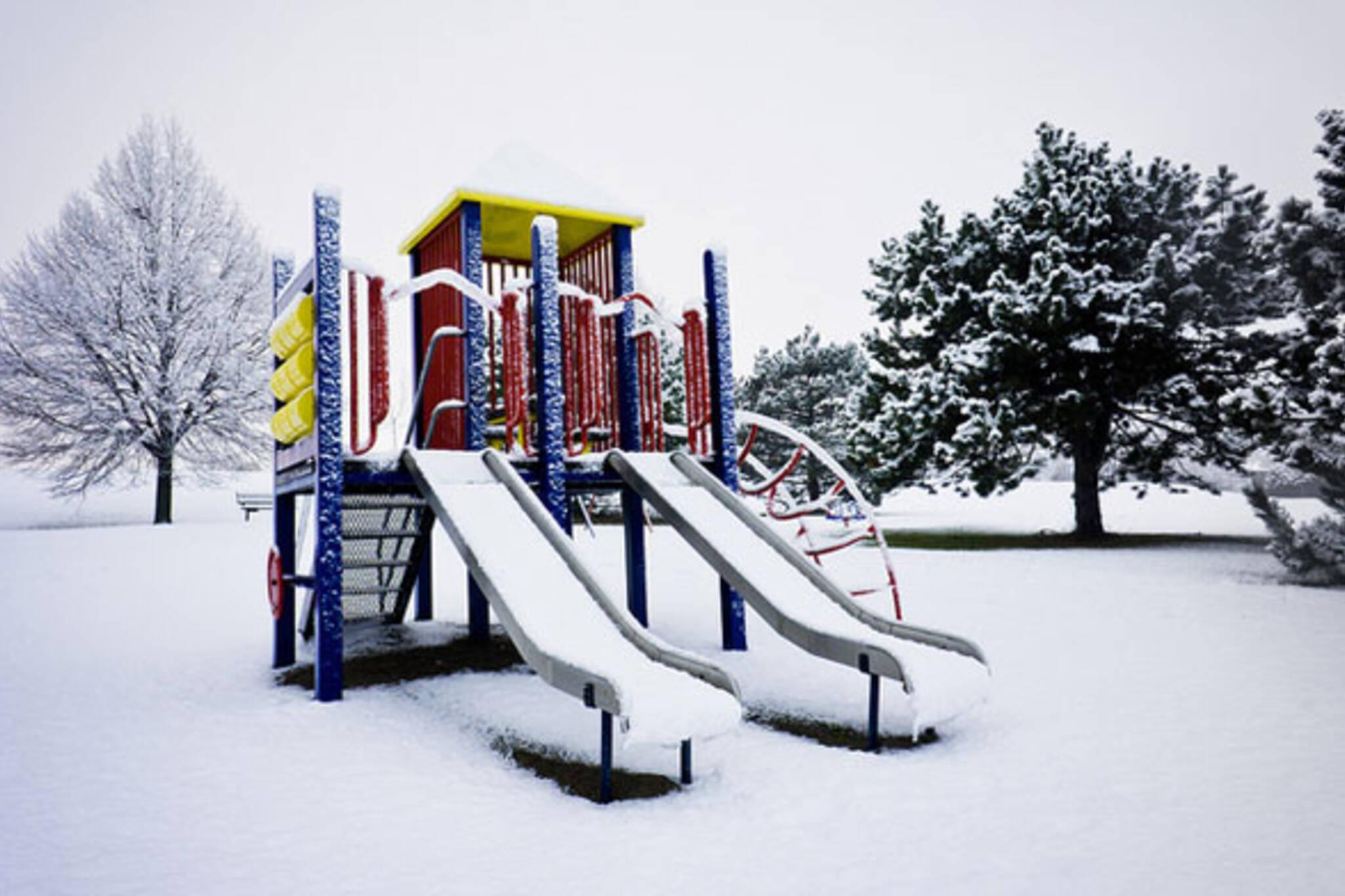 Toronto Snowfall 2011