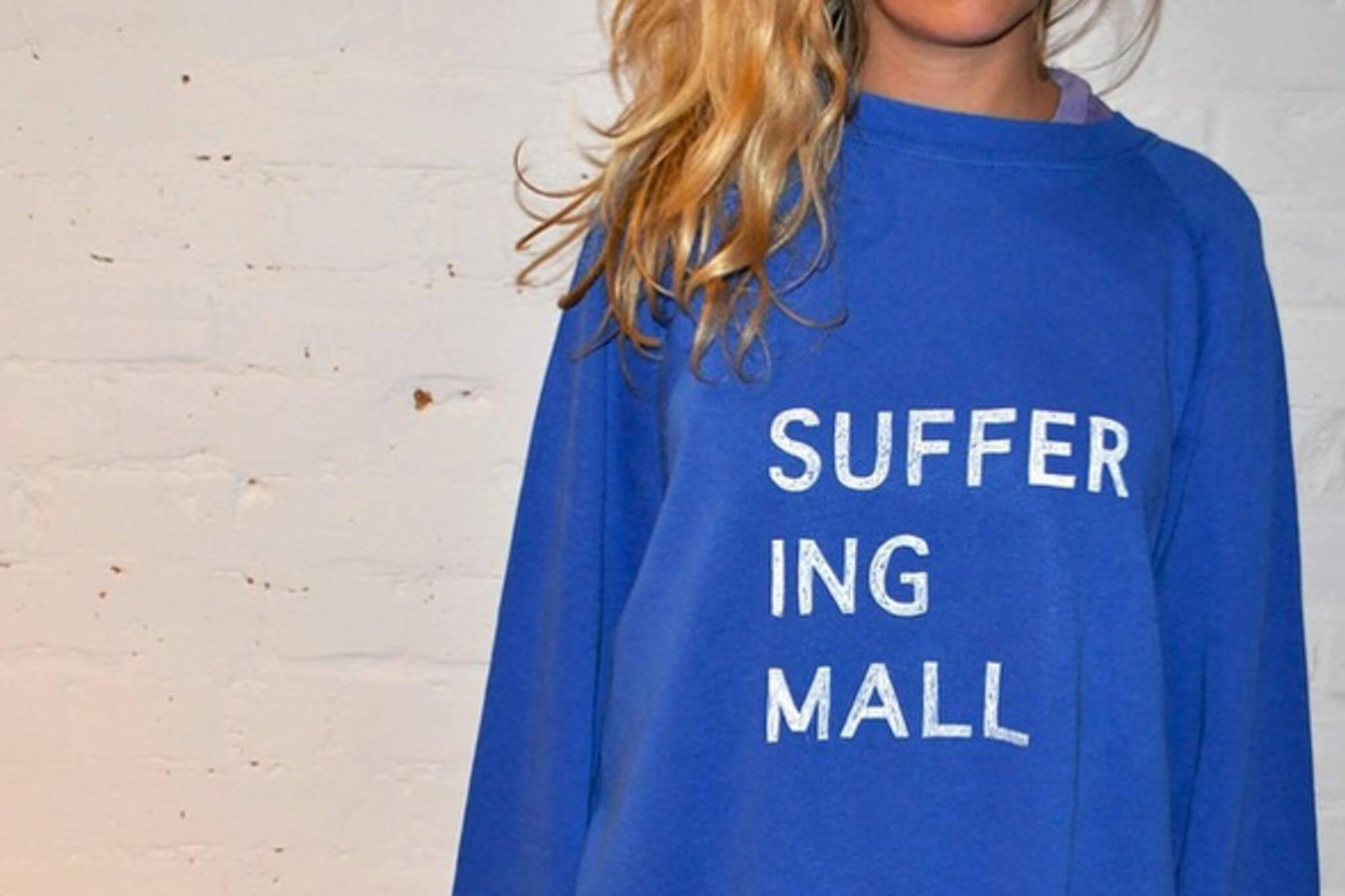 suffering mall