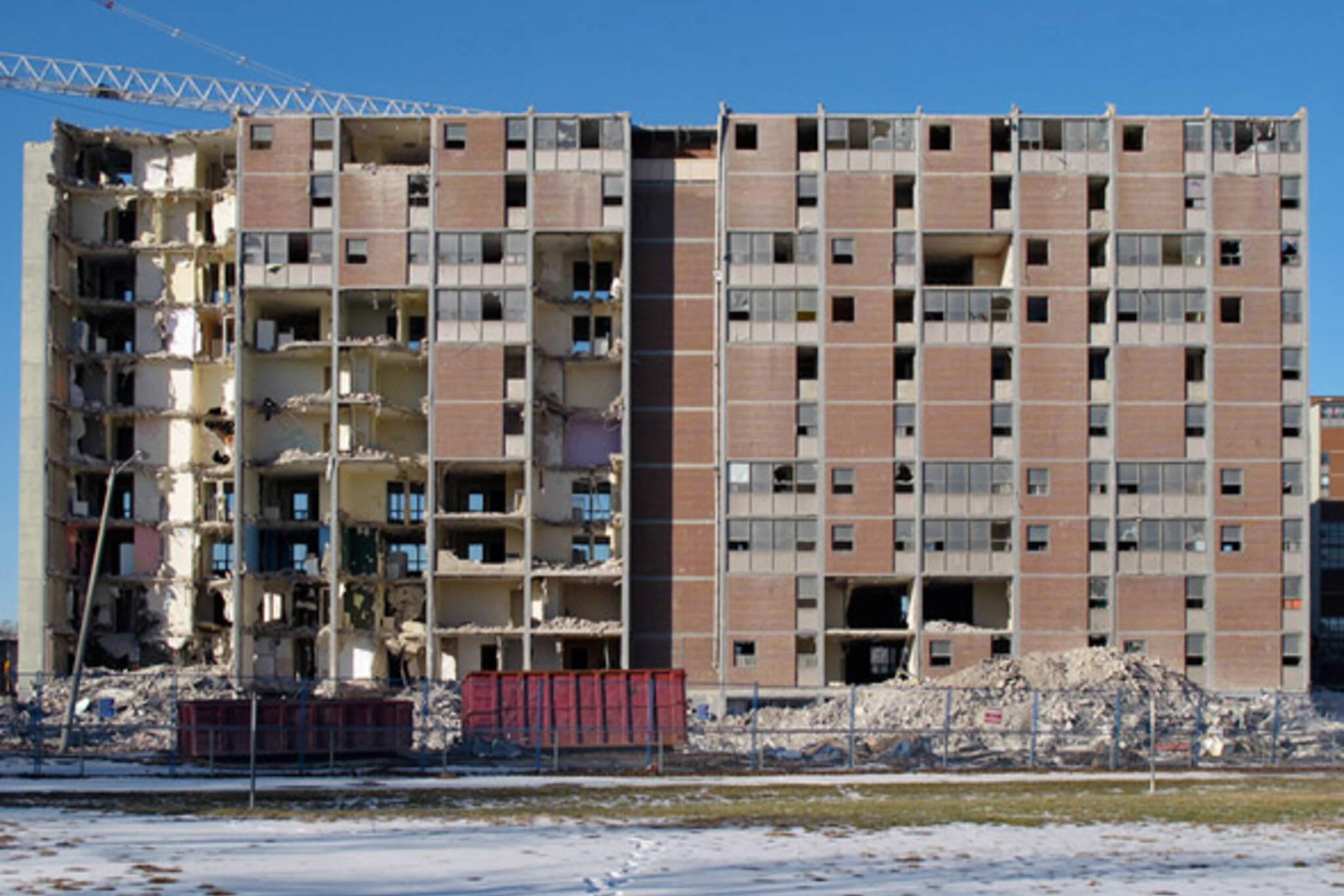 Peter Dickinson Toronto Architect