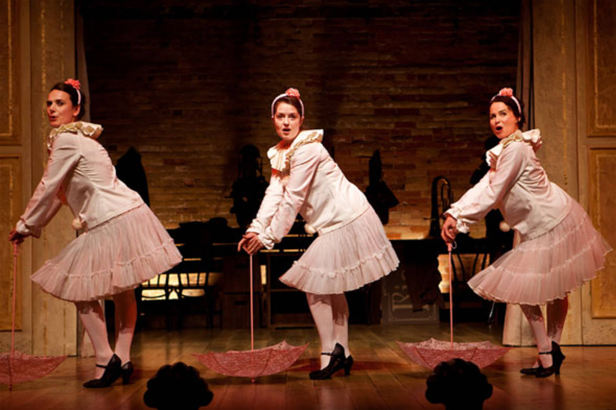 Oh What a Lovely War by Soulpepper Theatre