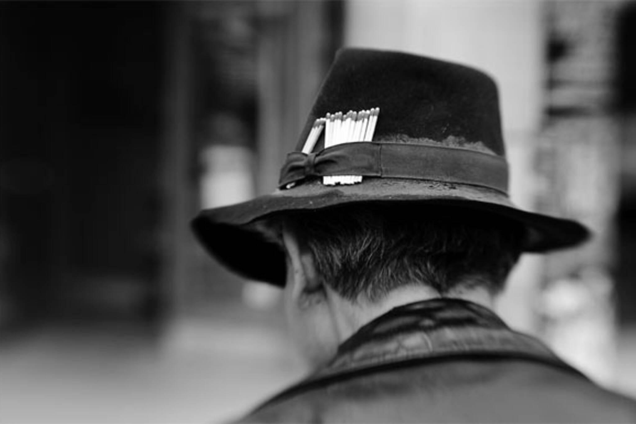match hat
