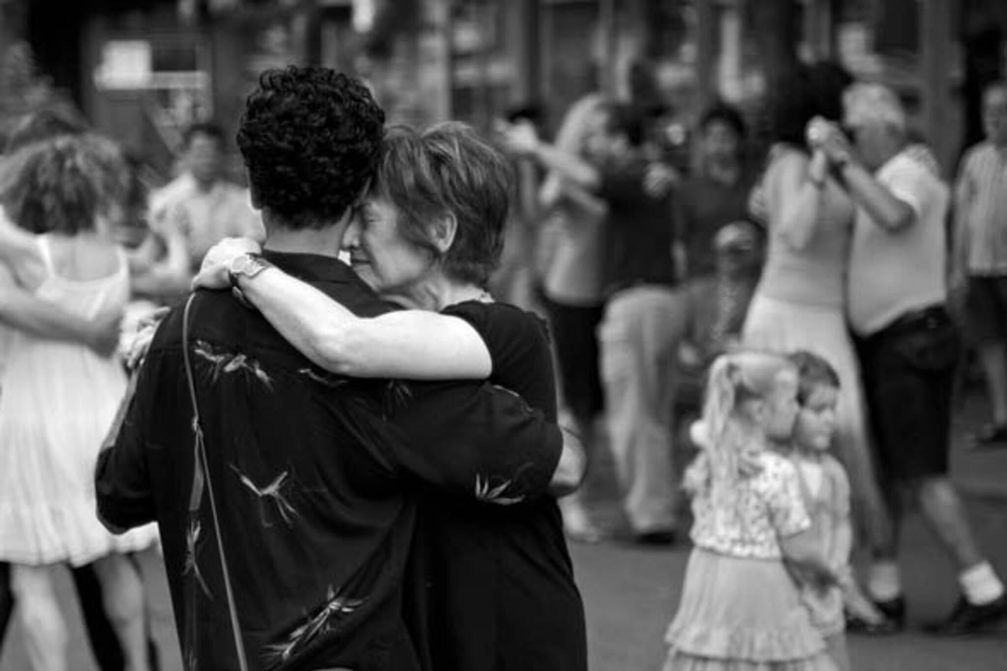 toronto dancing couple