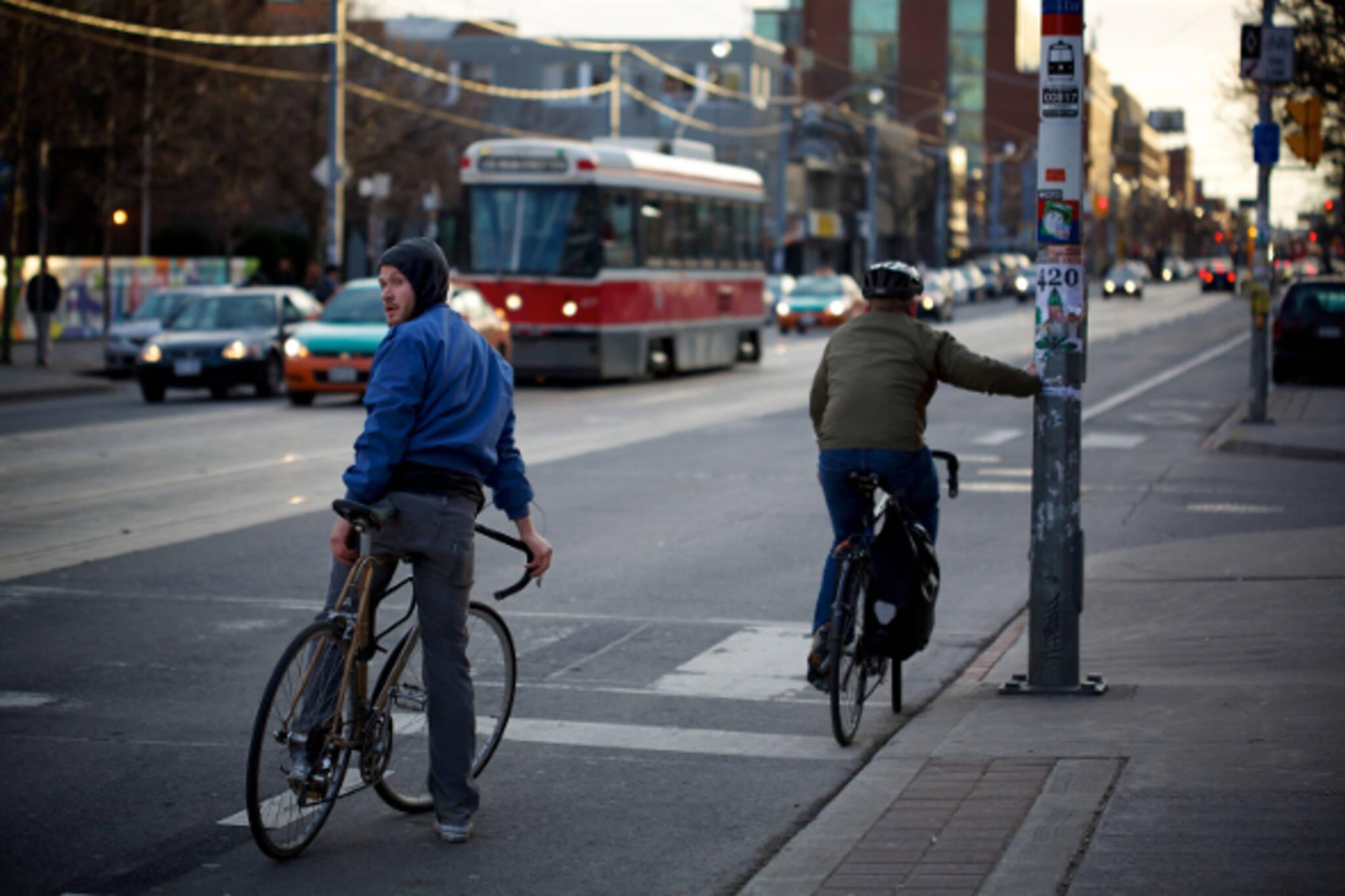 bike accidents toronto