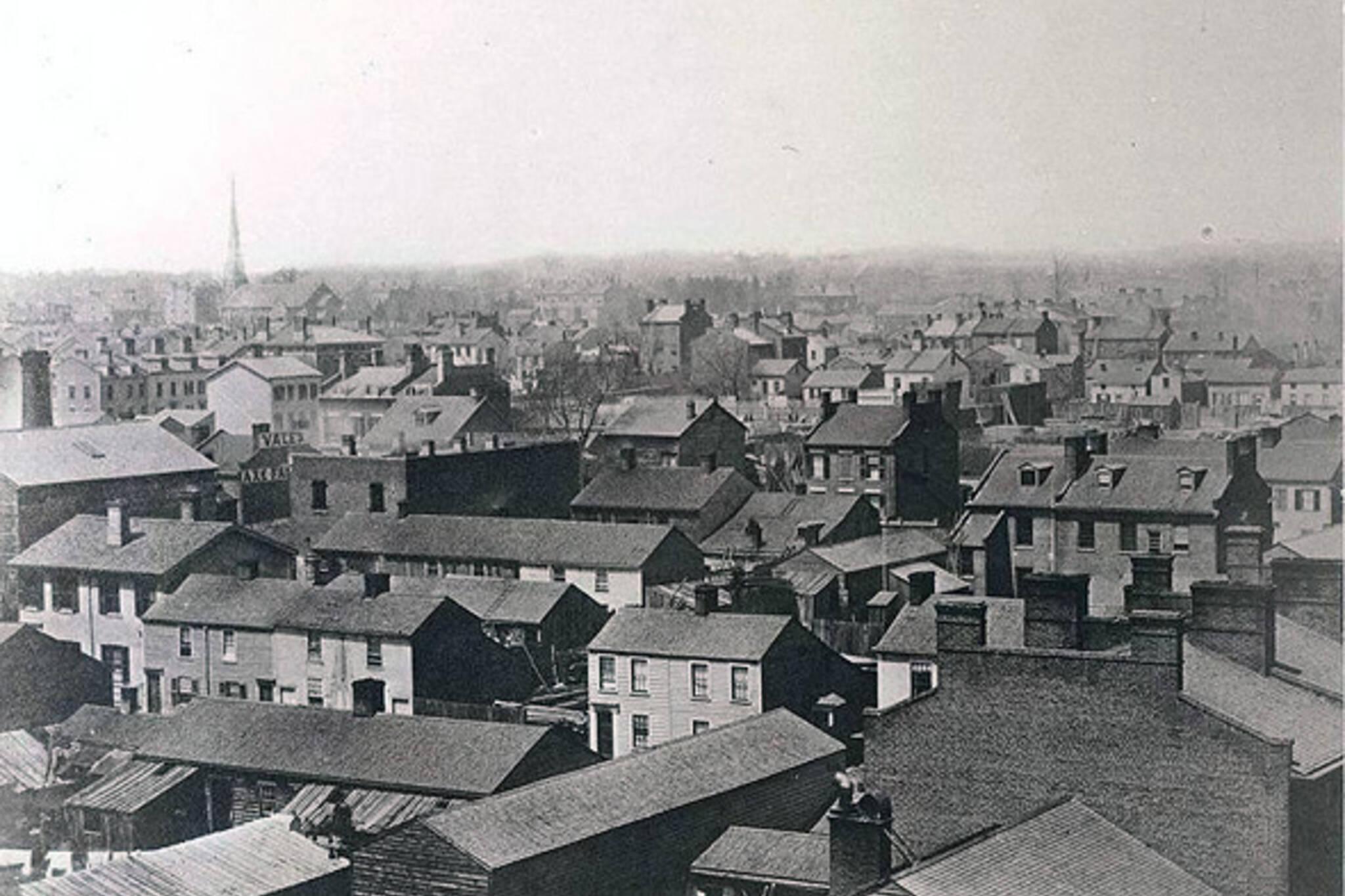 Toronto 1850s