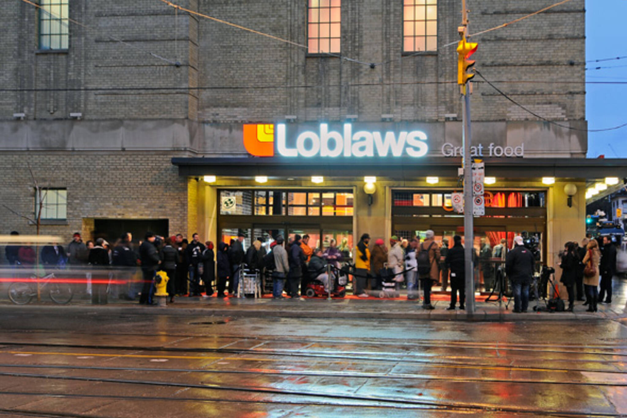 loblaws drive through