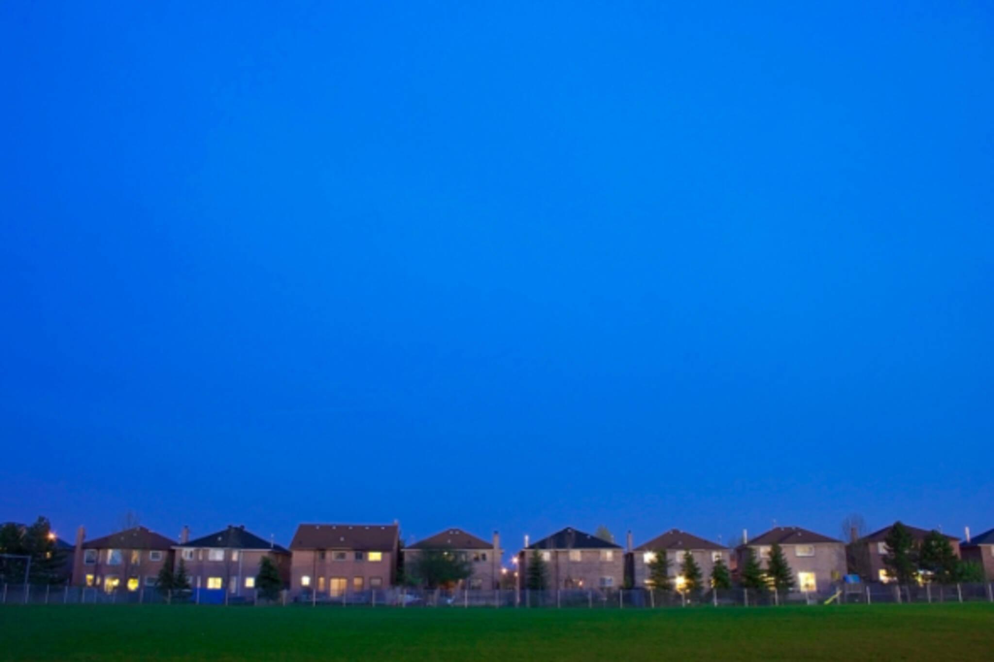 new neighbourhood toronto