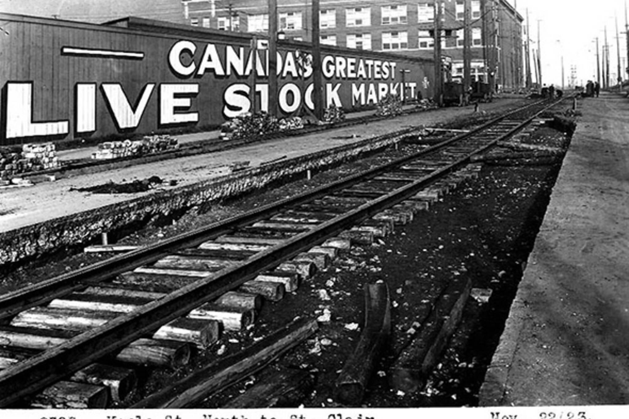 Keele Street Toronto history