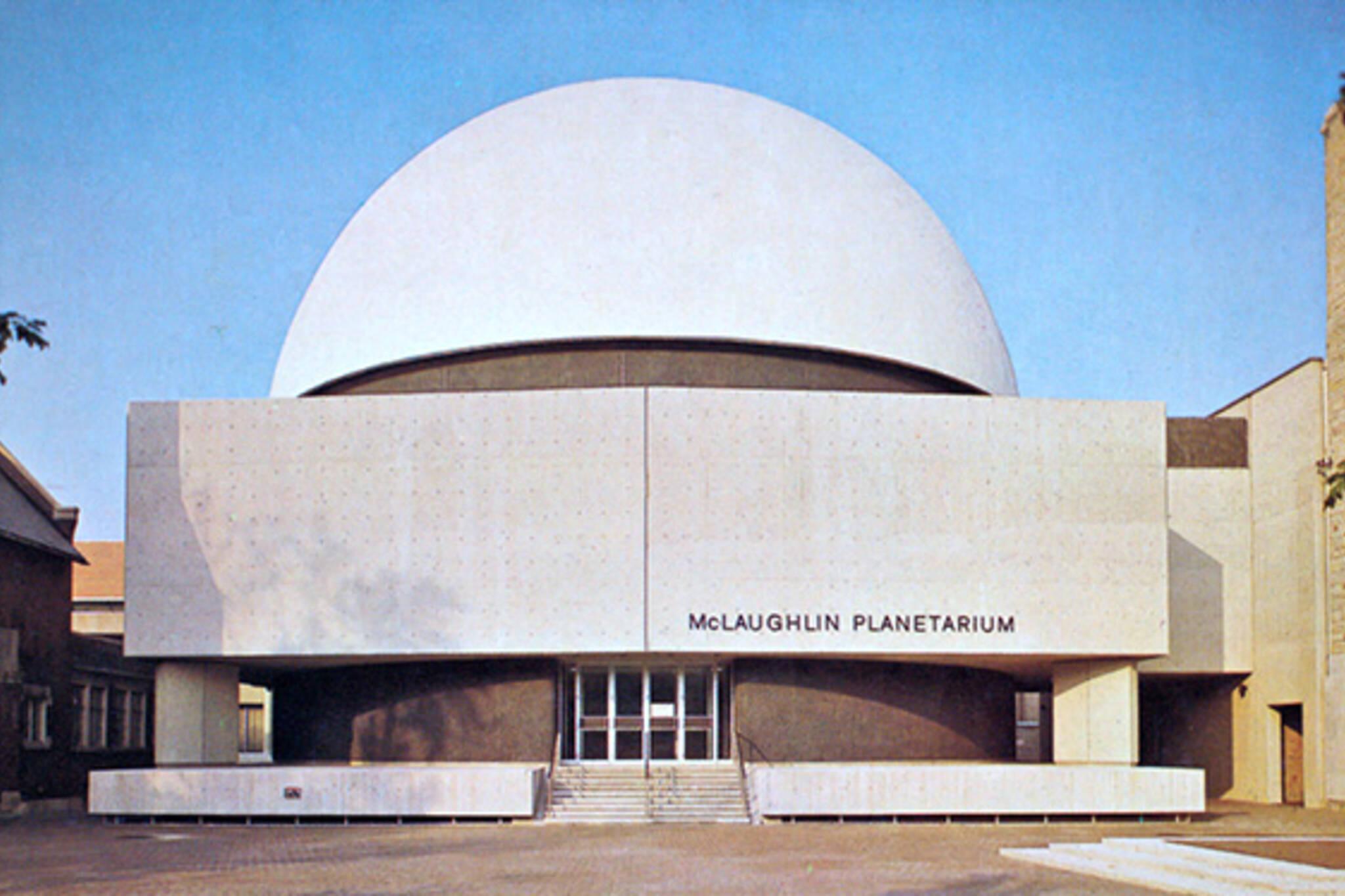 McLuaghlin Planetarium