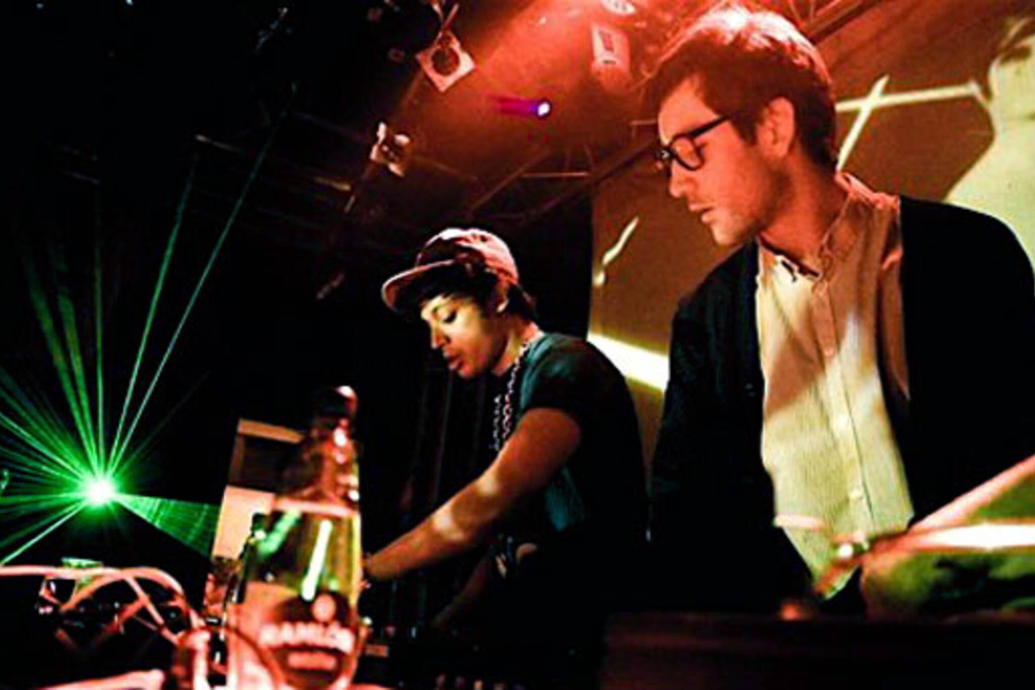 Futurecop! perform live