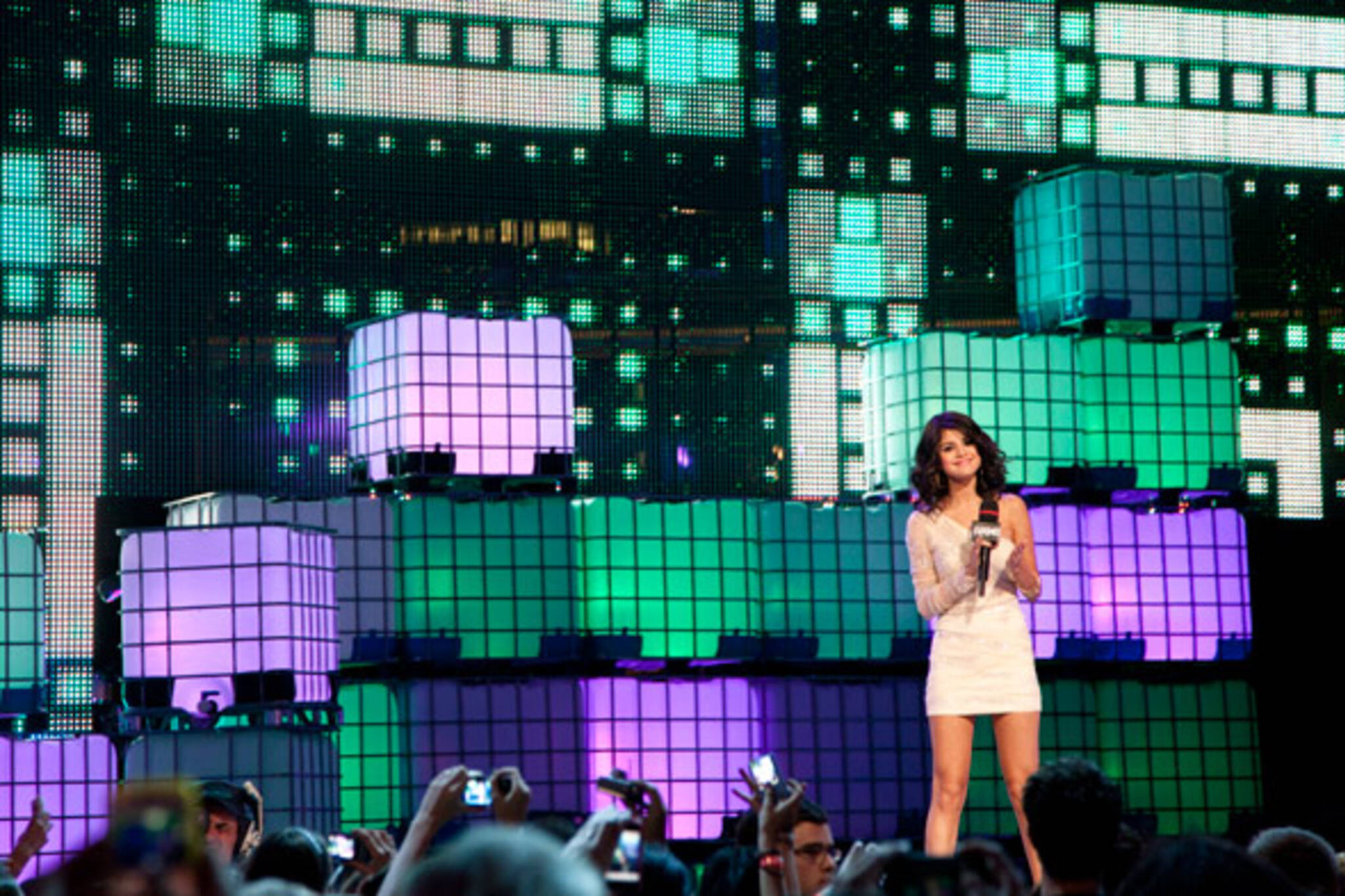 MMVA Selena Gomez