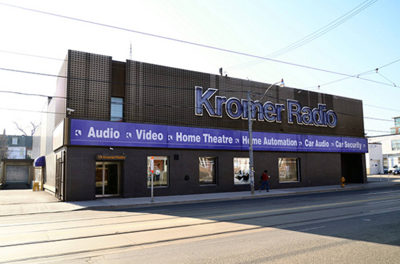 What S Happening With The Kromer Radio Building