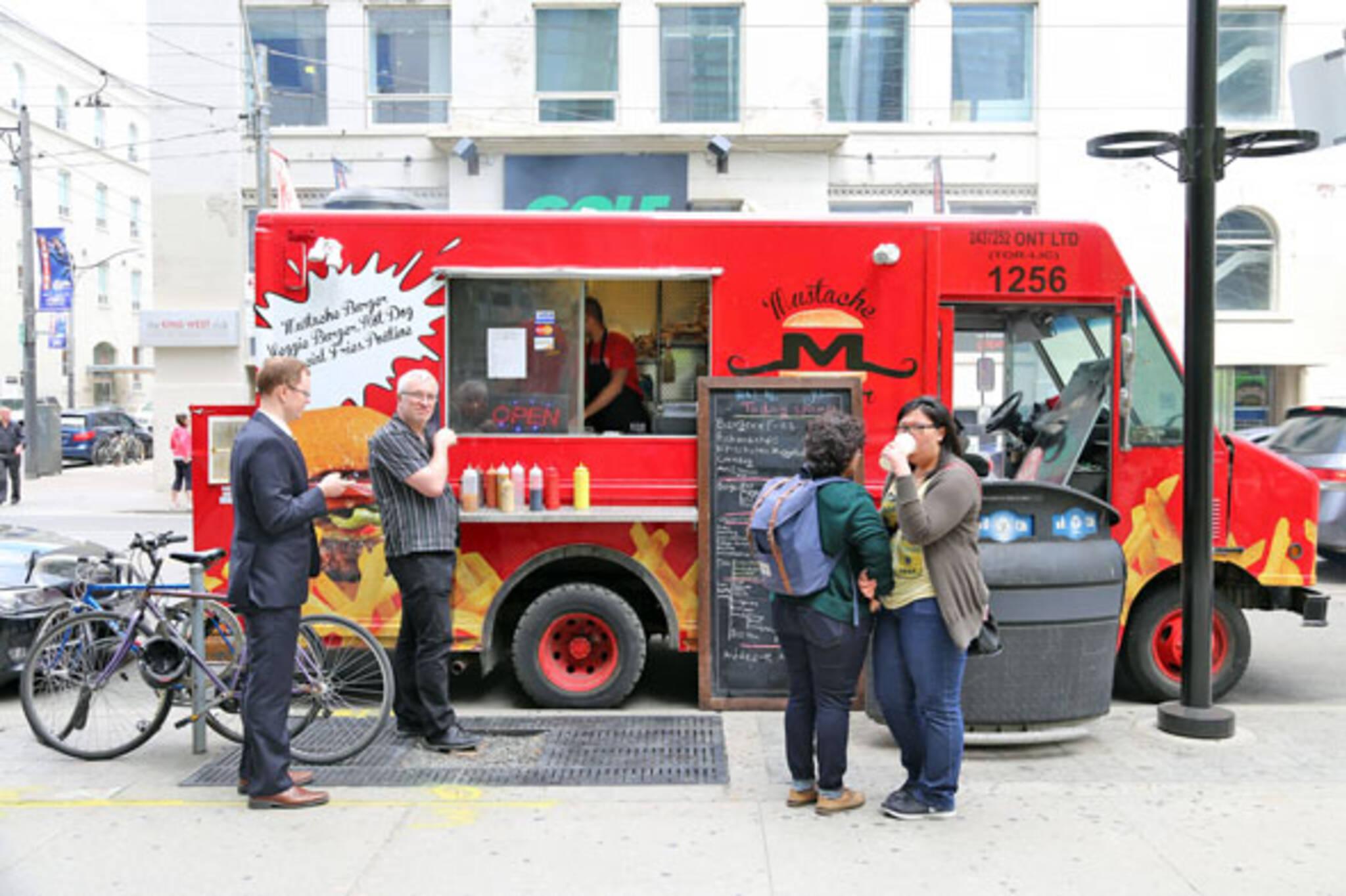 food trucks toronto