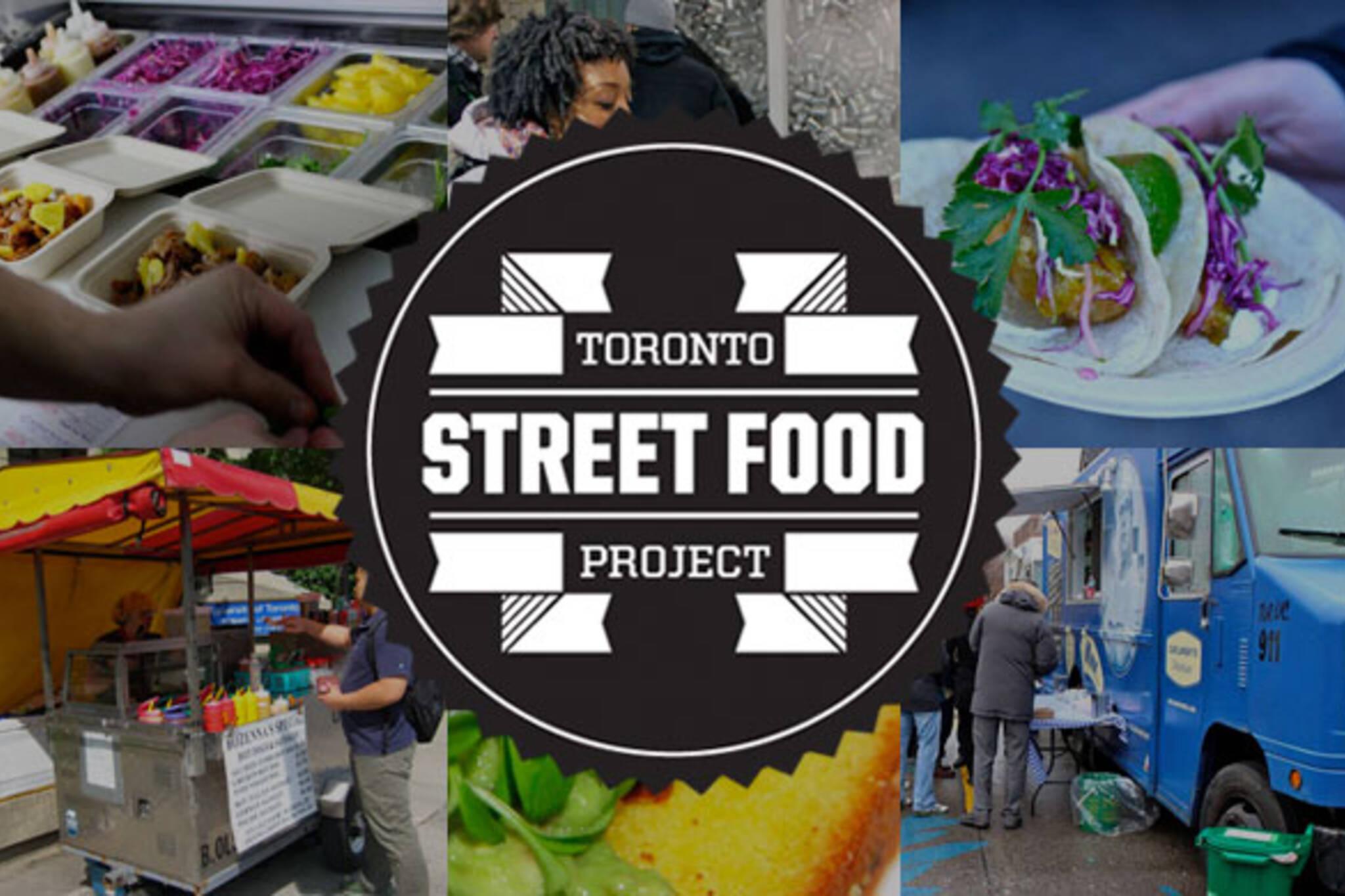Toronto Street Food Project