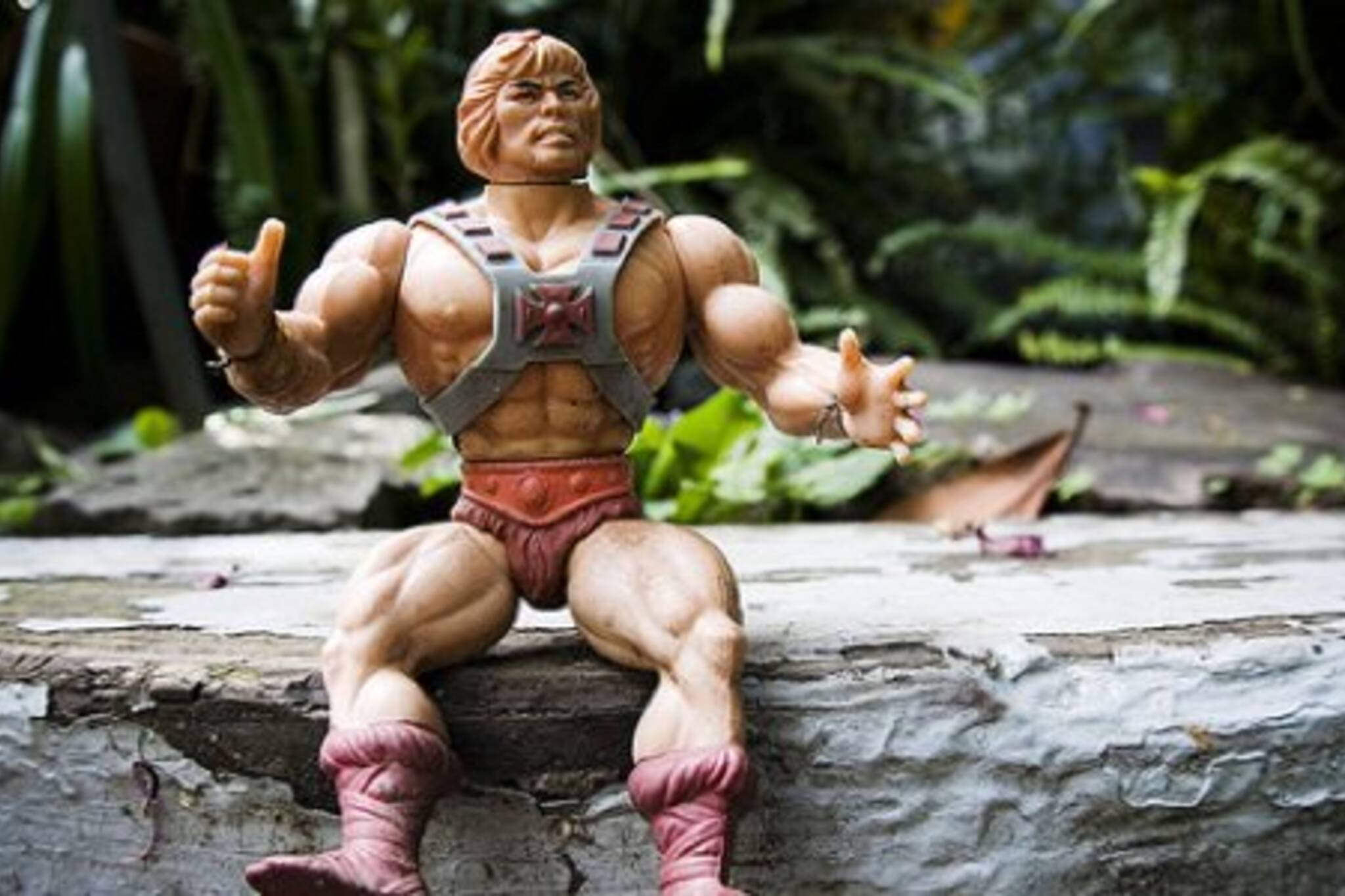 Masters of the Universe Exhibit to Help Sick Kids Foundation