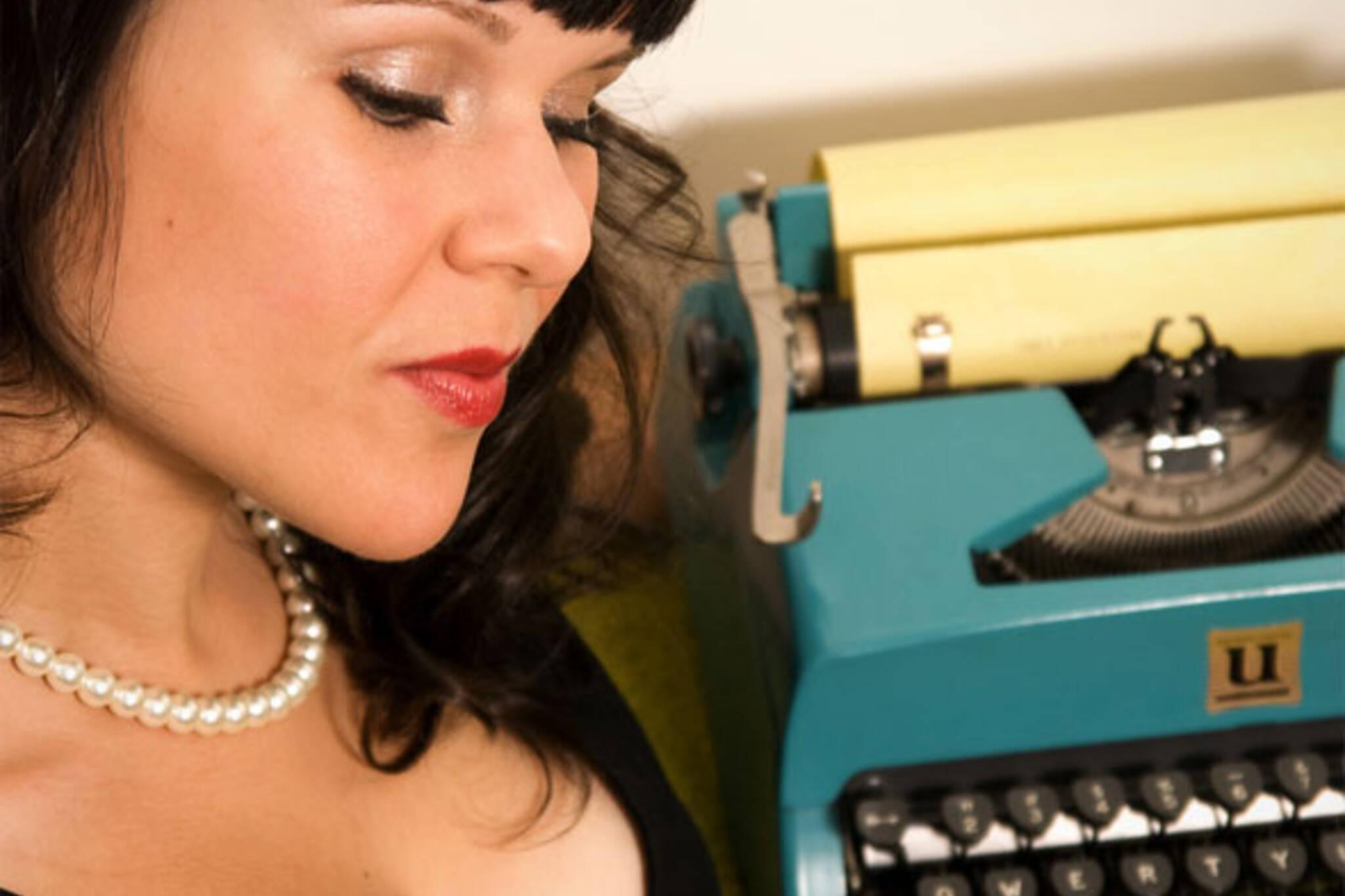 Sexy Typewriter