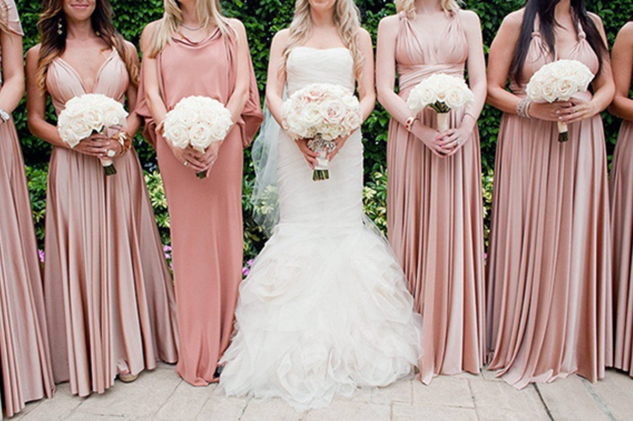 The Best Bridesmaid Dresses in Toronto