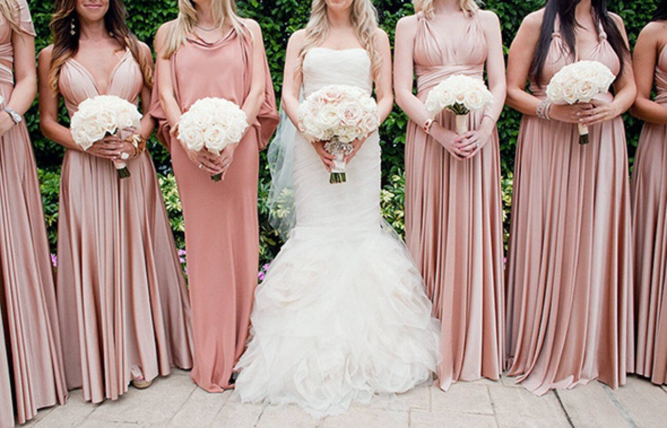 The best bridesmaid dresses in toronto ombrellifo Images