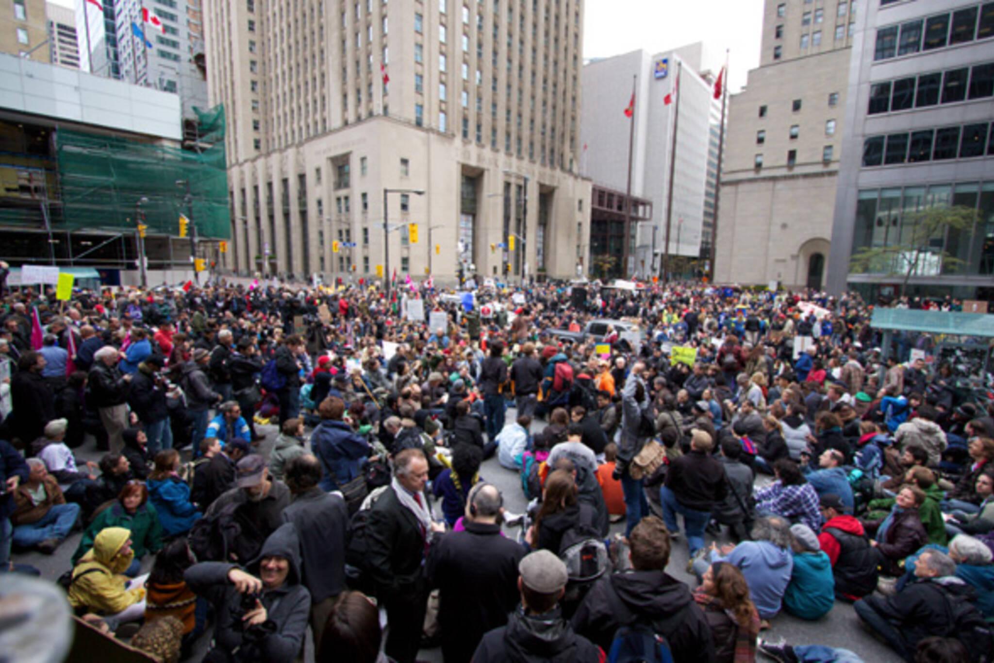 Toronto News 2011