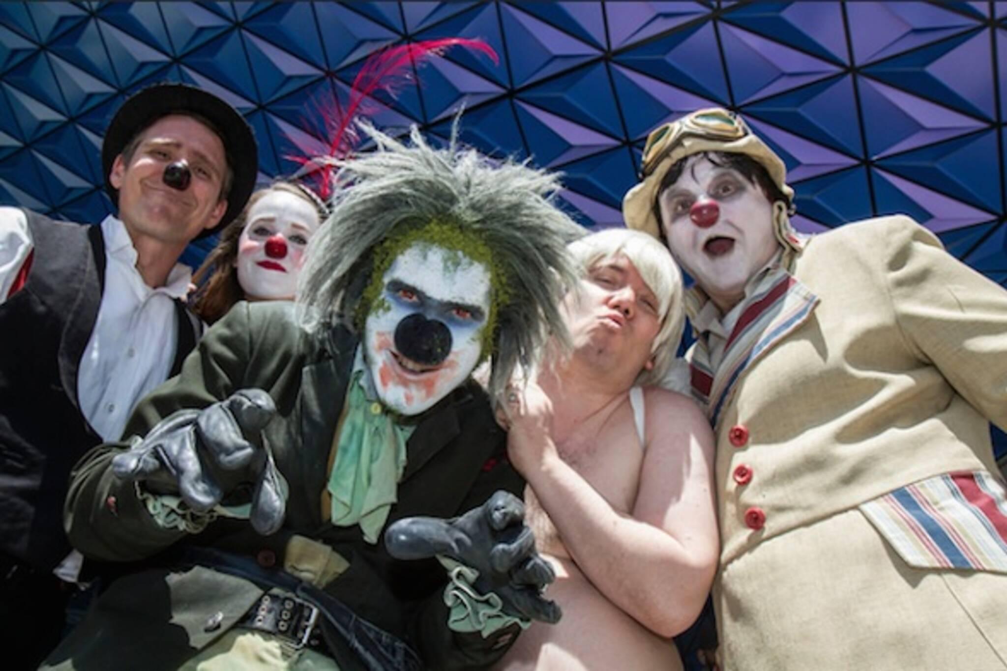 Festival of Clowns Toronto