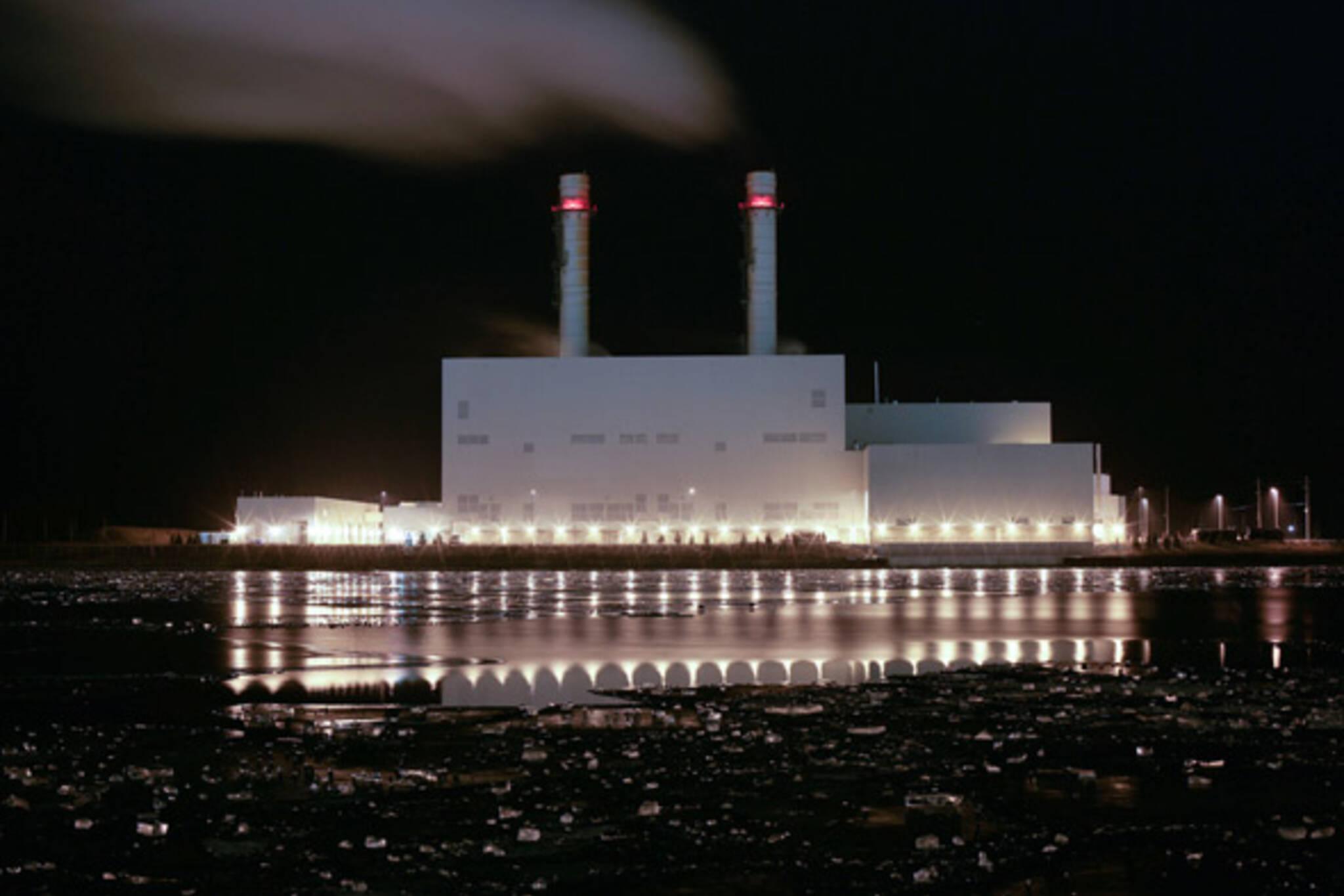 Toronto Coal Plant