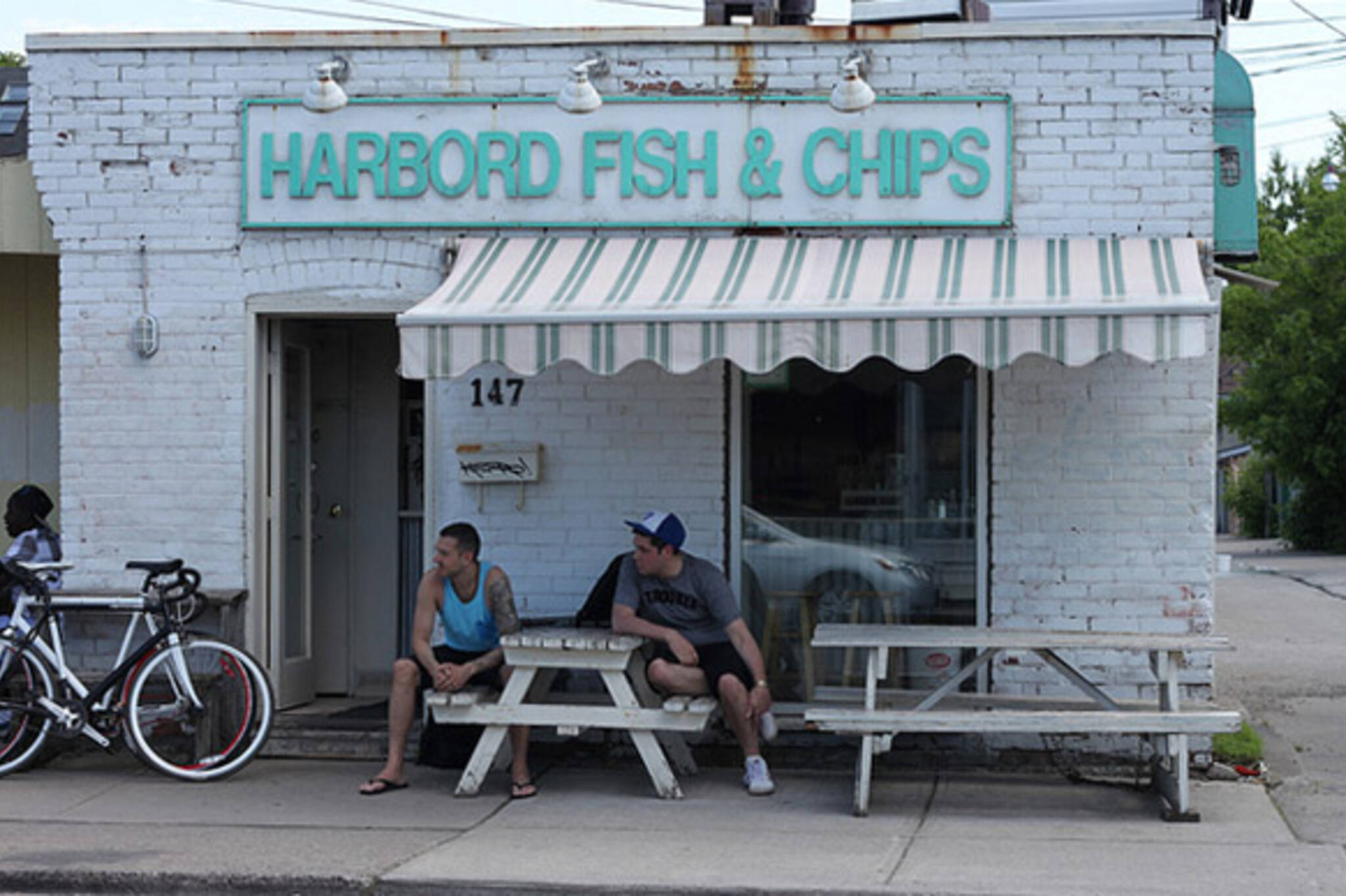 Harbord, Fish, Chips