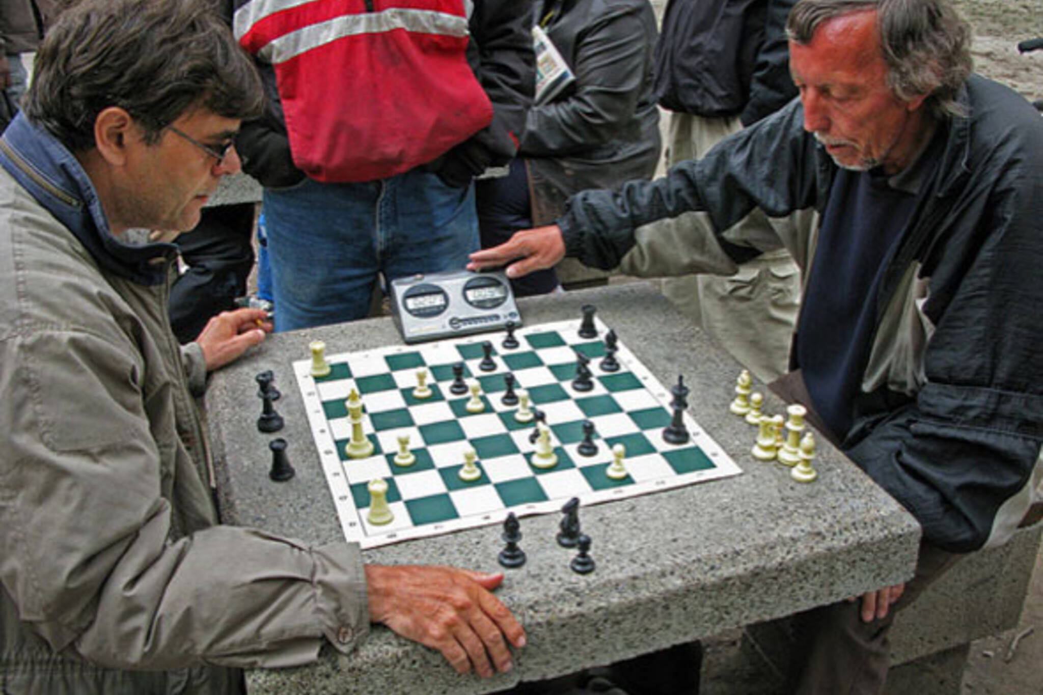 Chess in Toronto