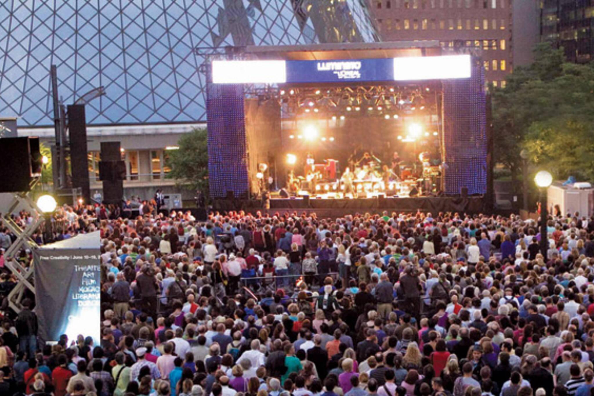 Luminato Festival Toronto 2012