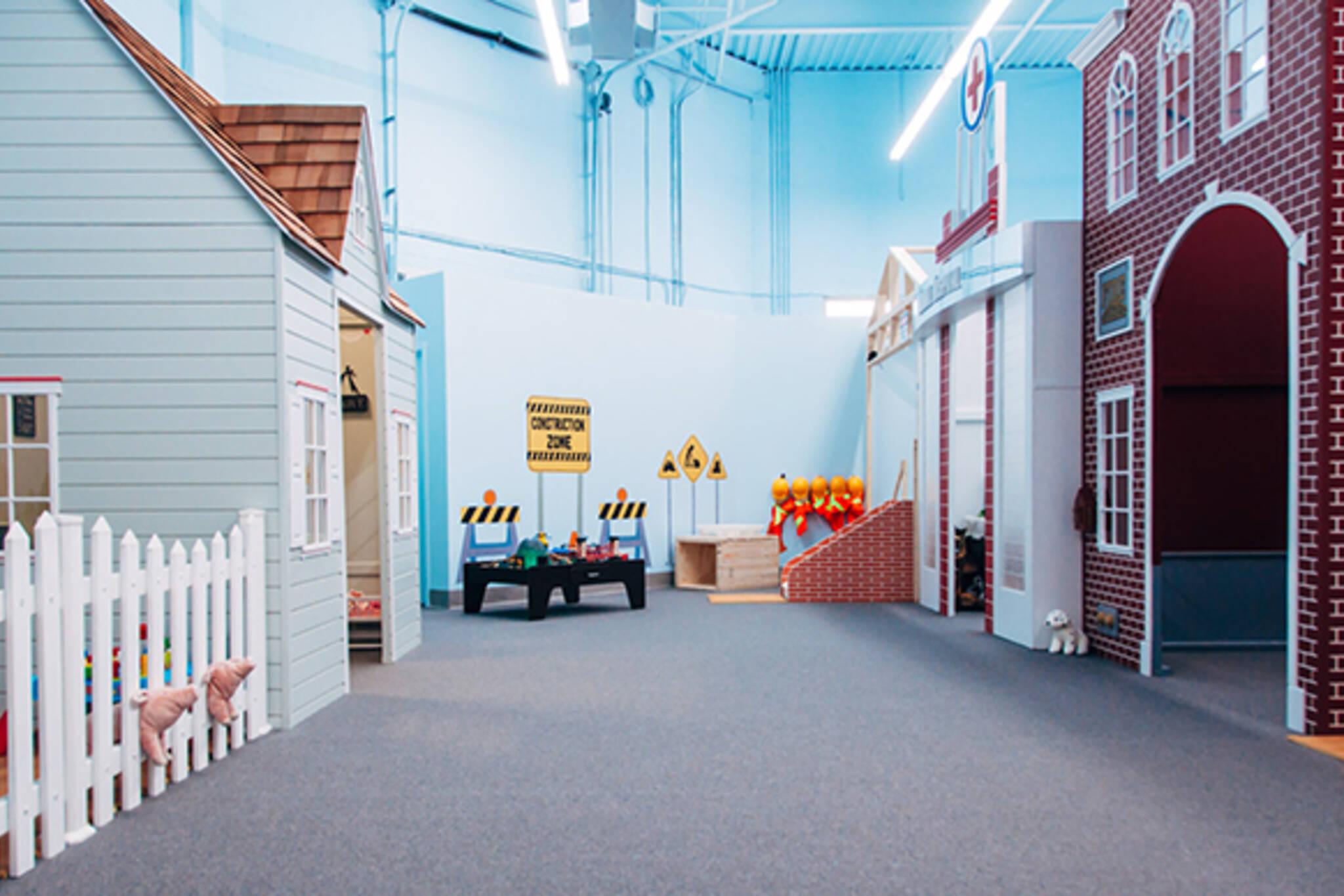 indoor playground toronto