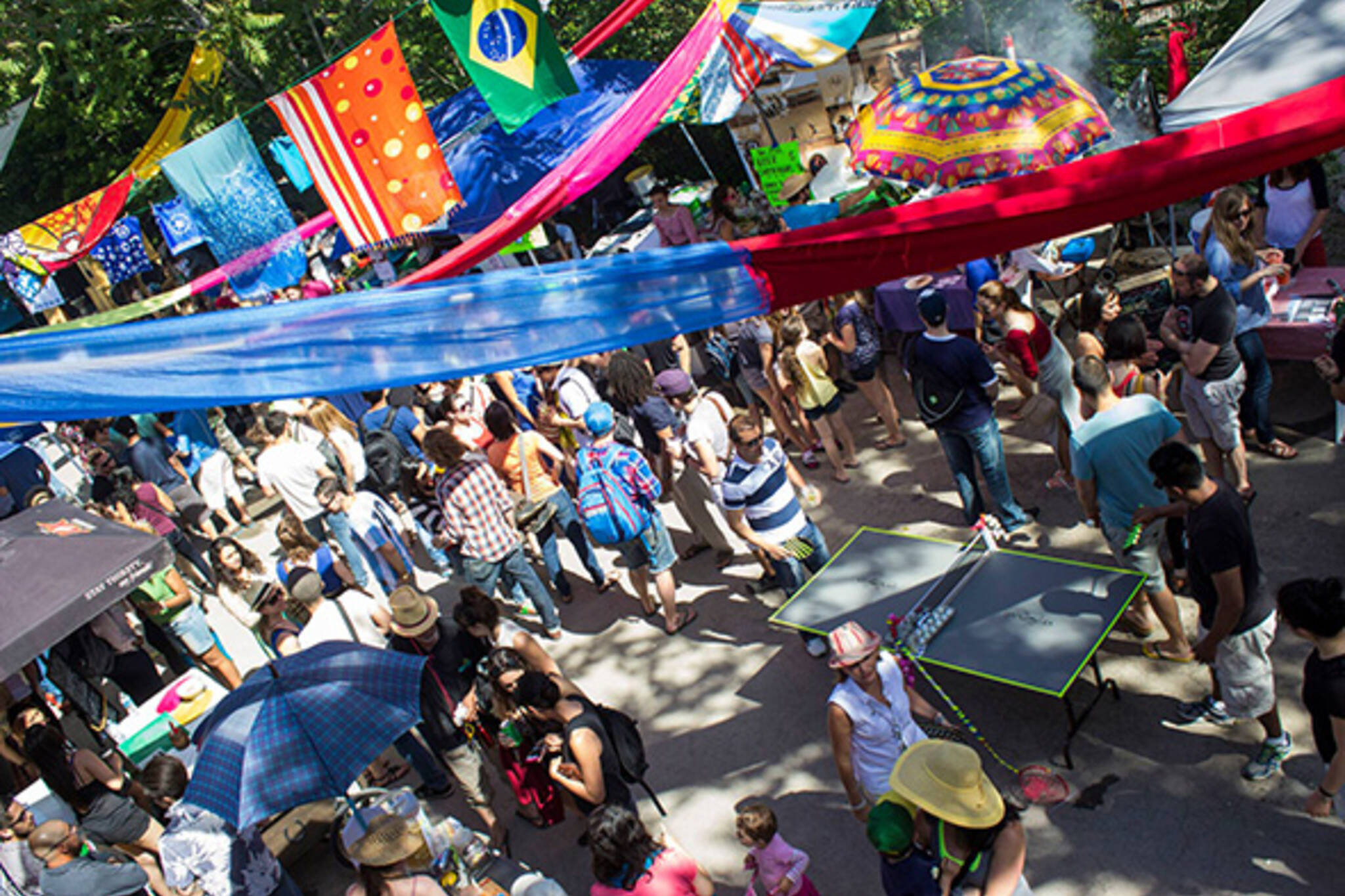 Brazilian Block Party Toronto