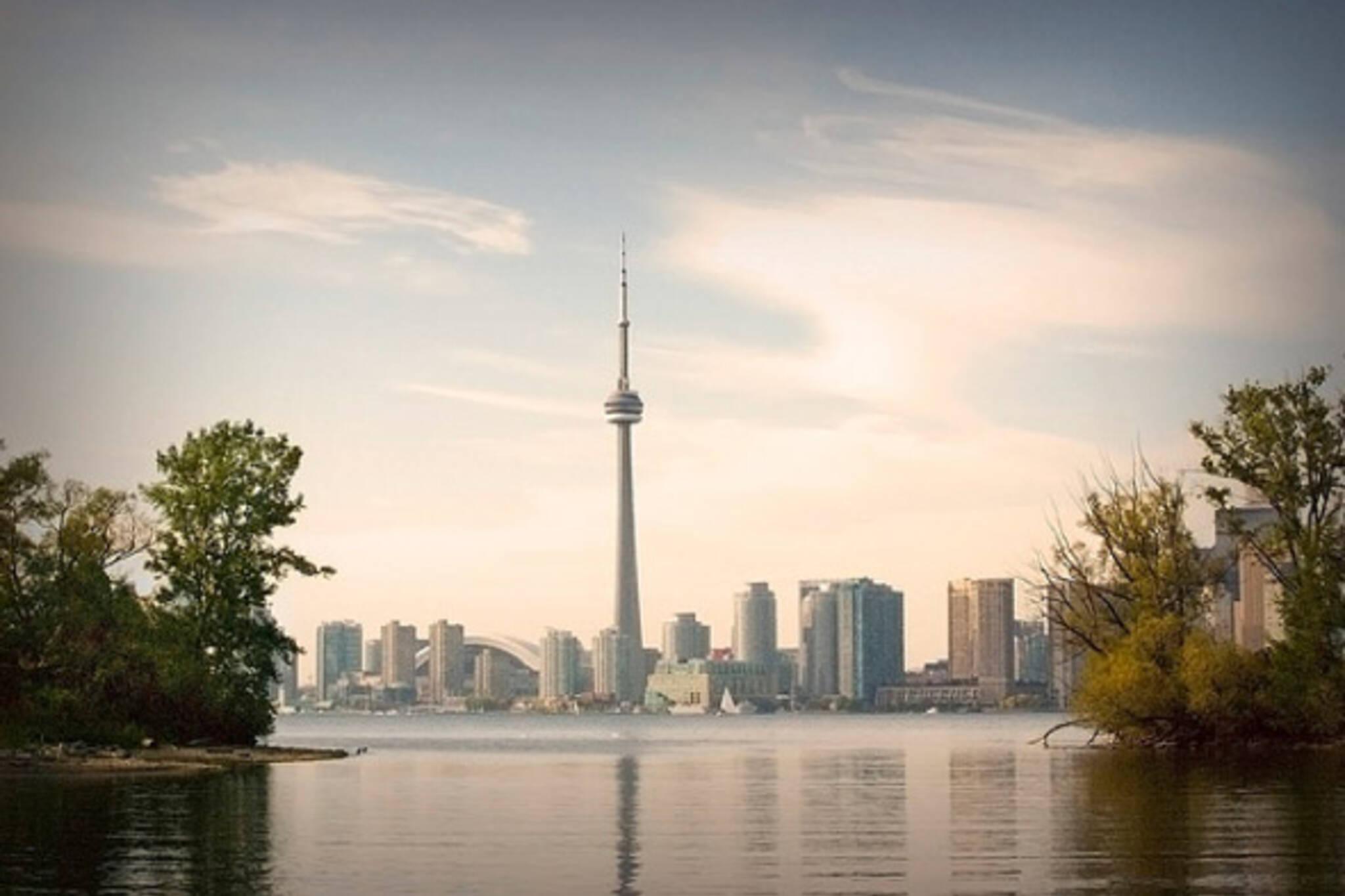 Toronto second best