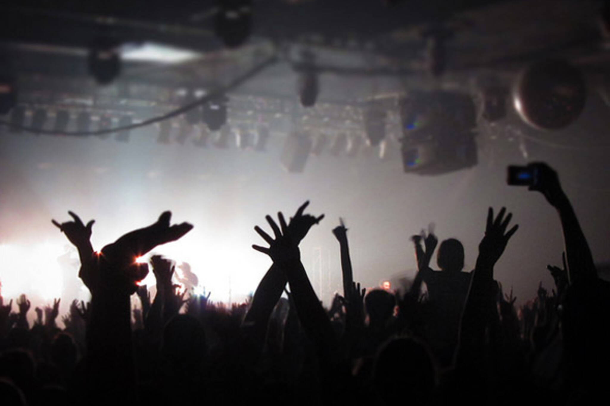 Toronto concerts radar