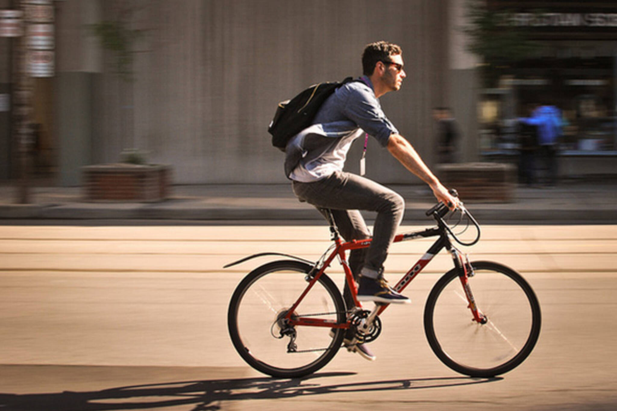toronto bike infrastructure
