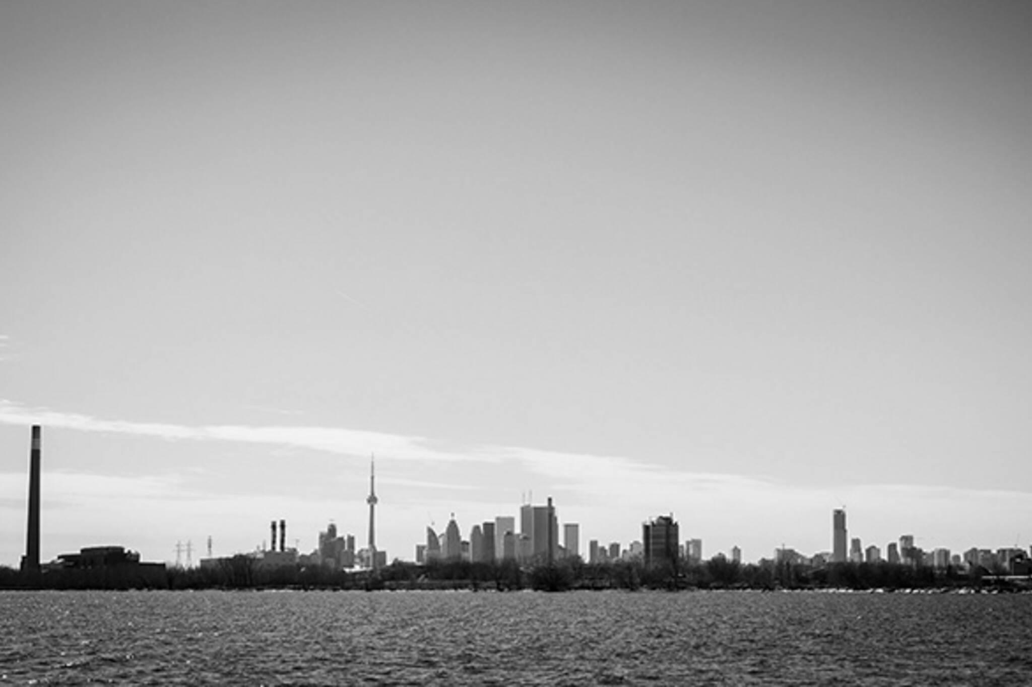 Ashbridges Bay Toronto