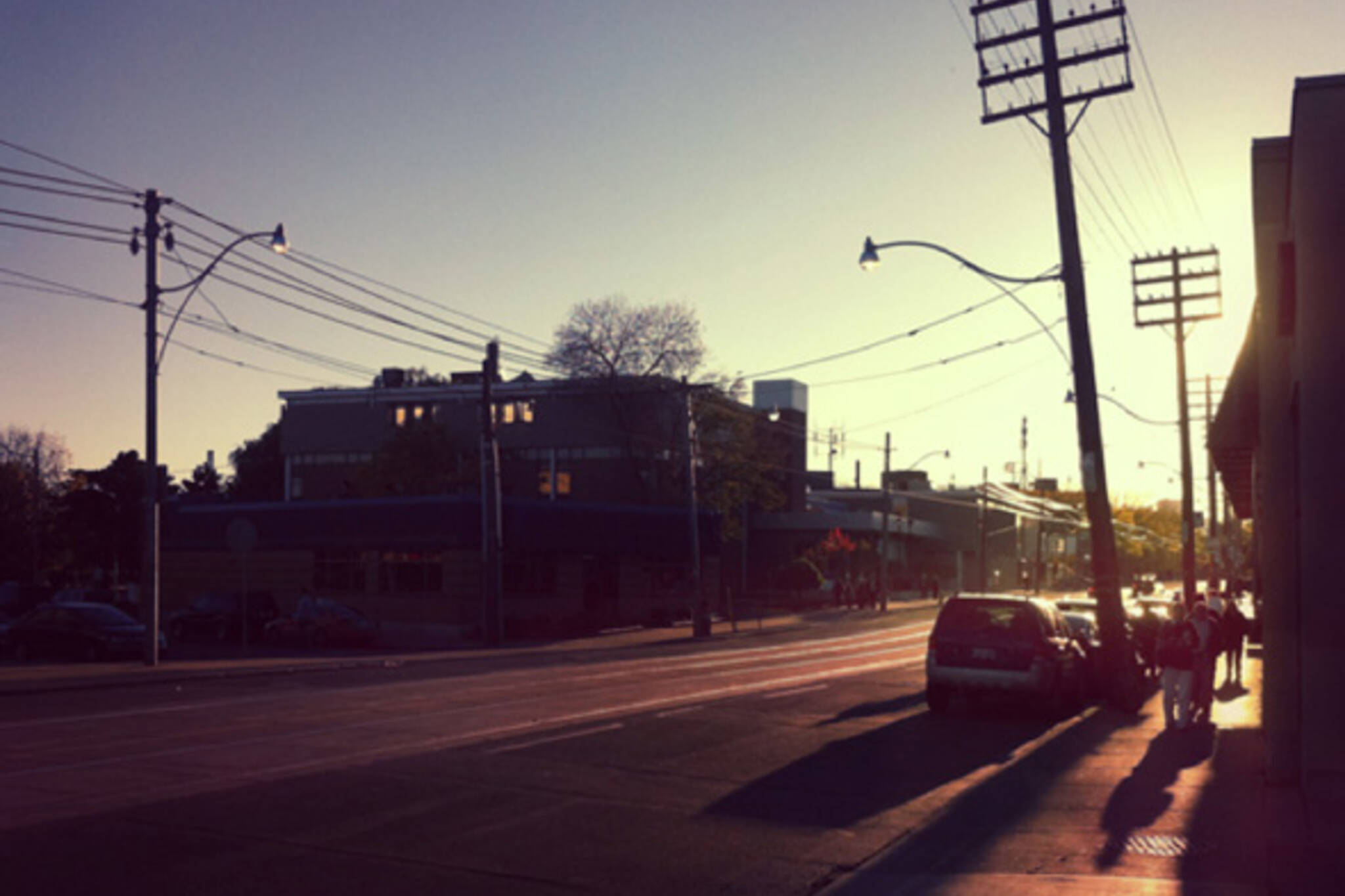 Queen Street Toronto