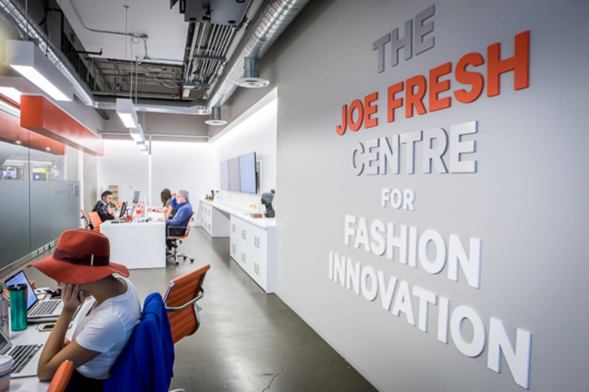 Joe Fresh Centre for Fashion Innovation