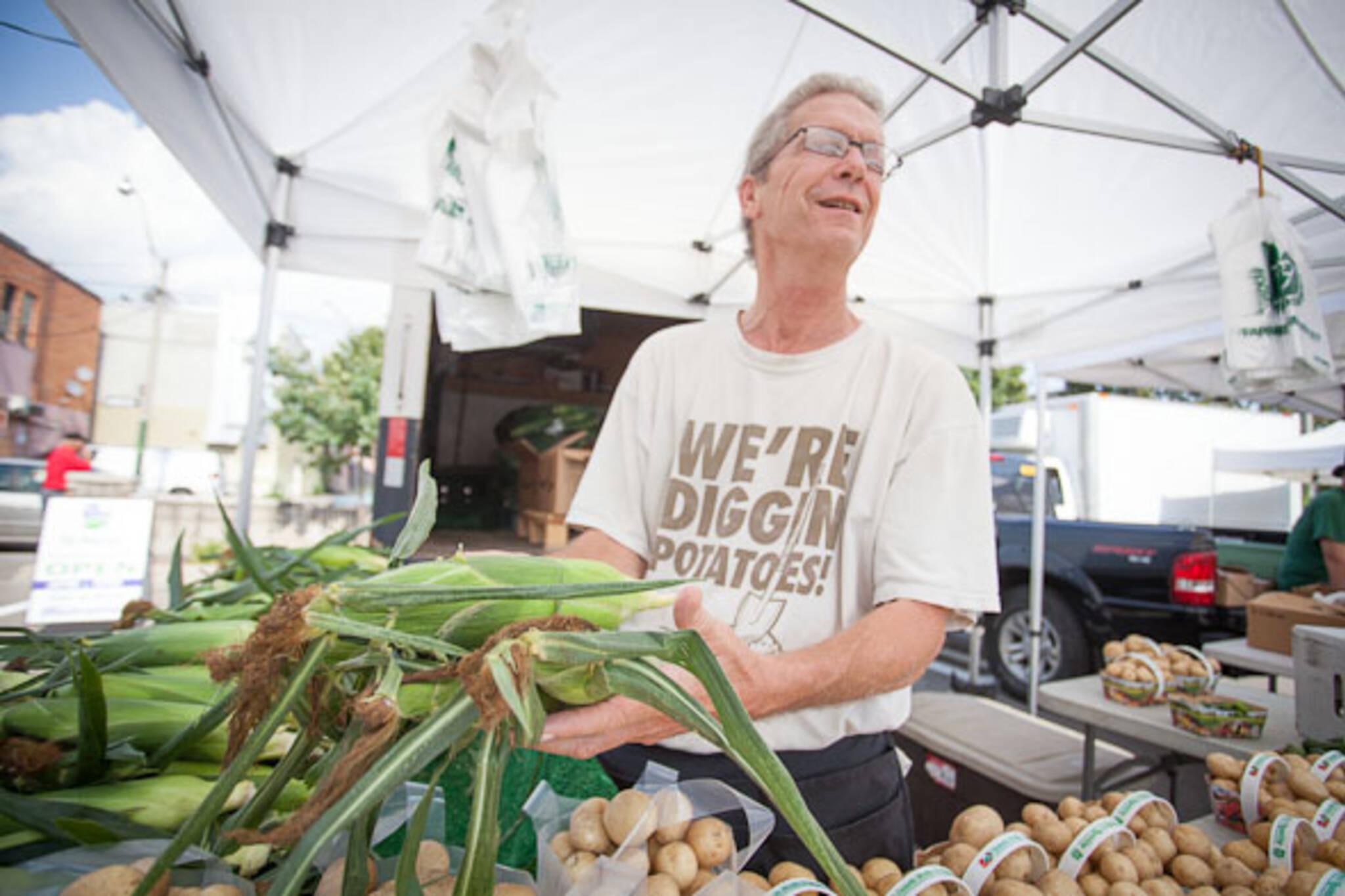 bloor borden farmers market