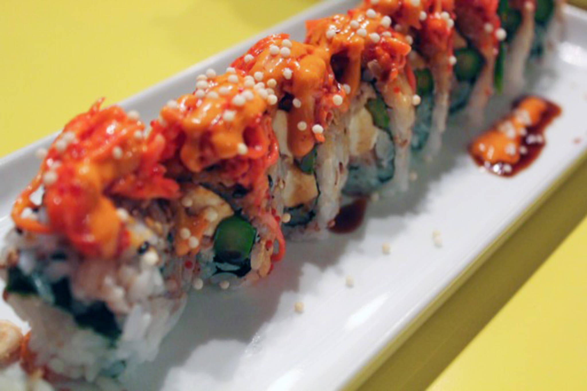 Sushi 67 Toronto